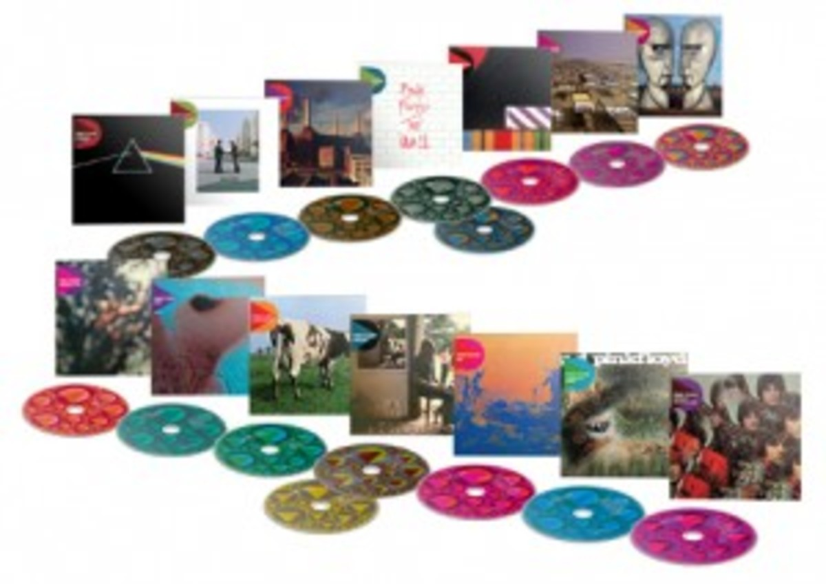 Pink Floyd Discovery Edition box set
