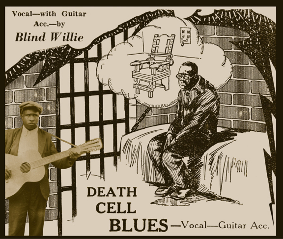 Blind Willie McTell Death Cell Blues