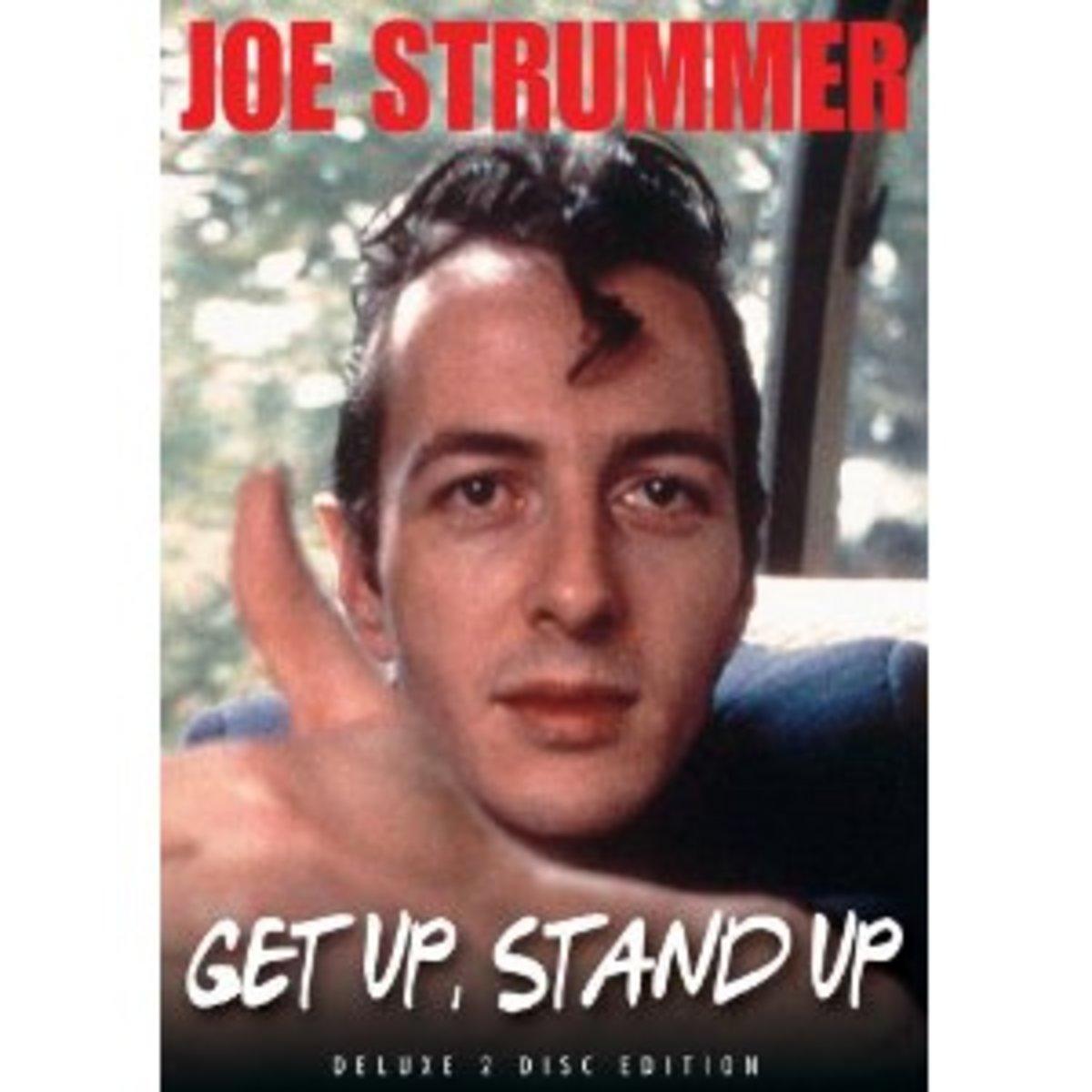 Joe Strummer Get Up, Stand Up DVD cover