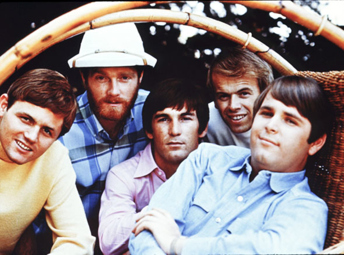 Beach Boys touring group Capitol Archive