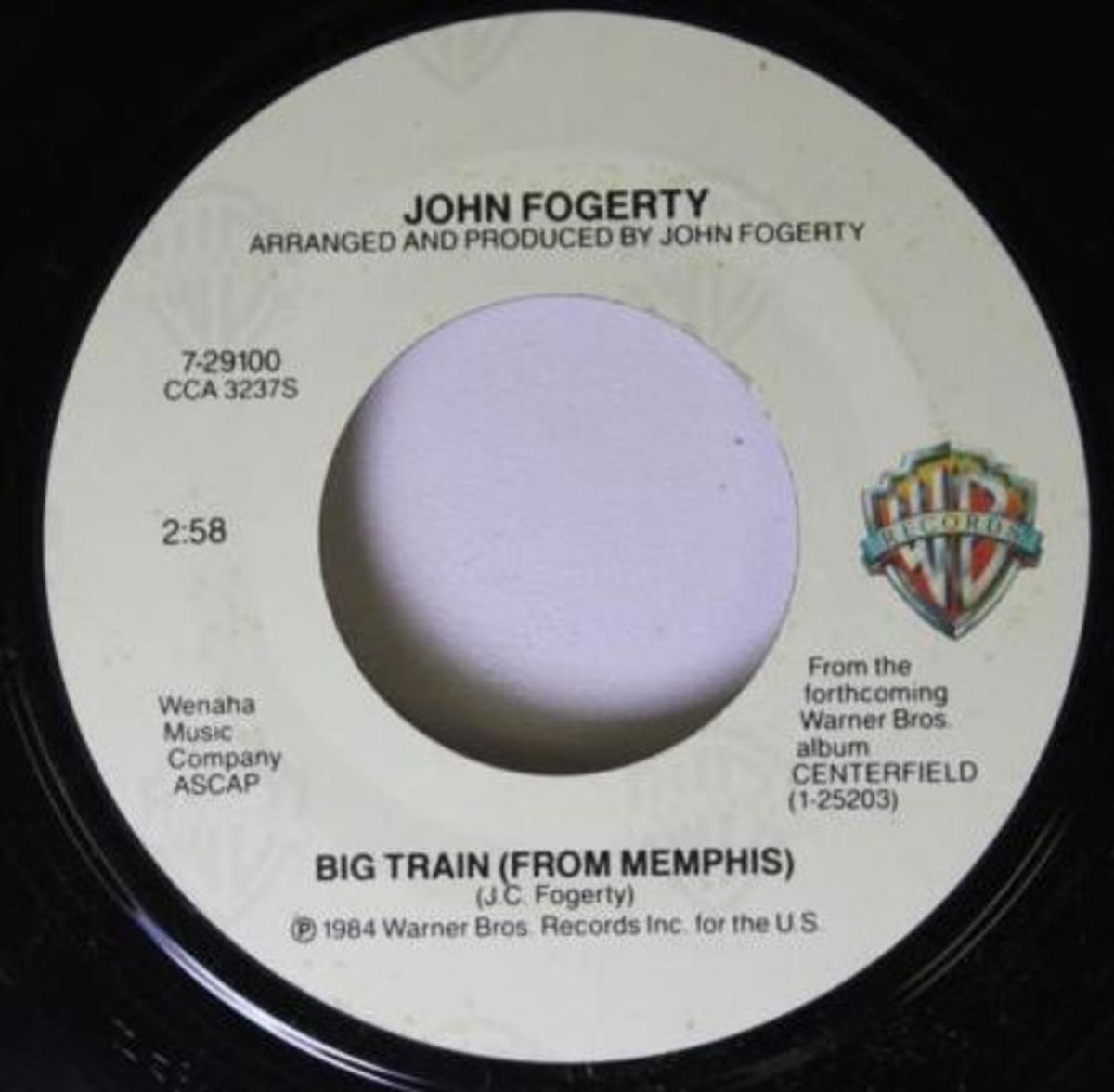 Goldmine John Fogerty