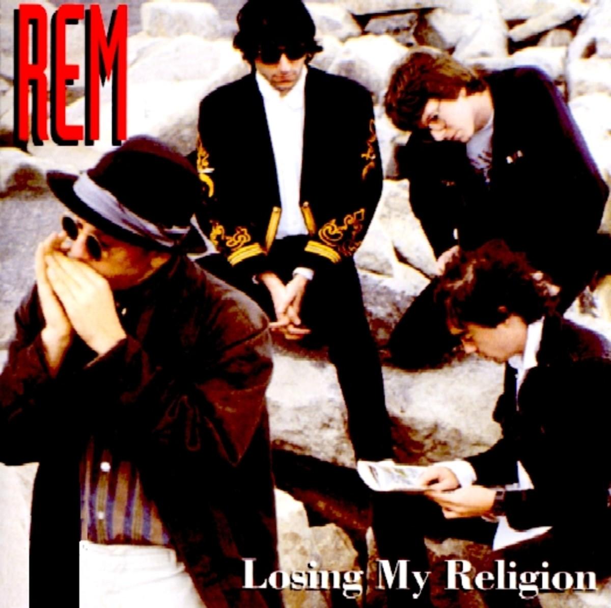 Losing My Religion(521X)
