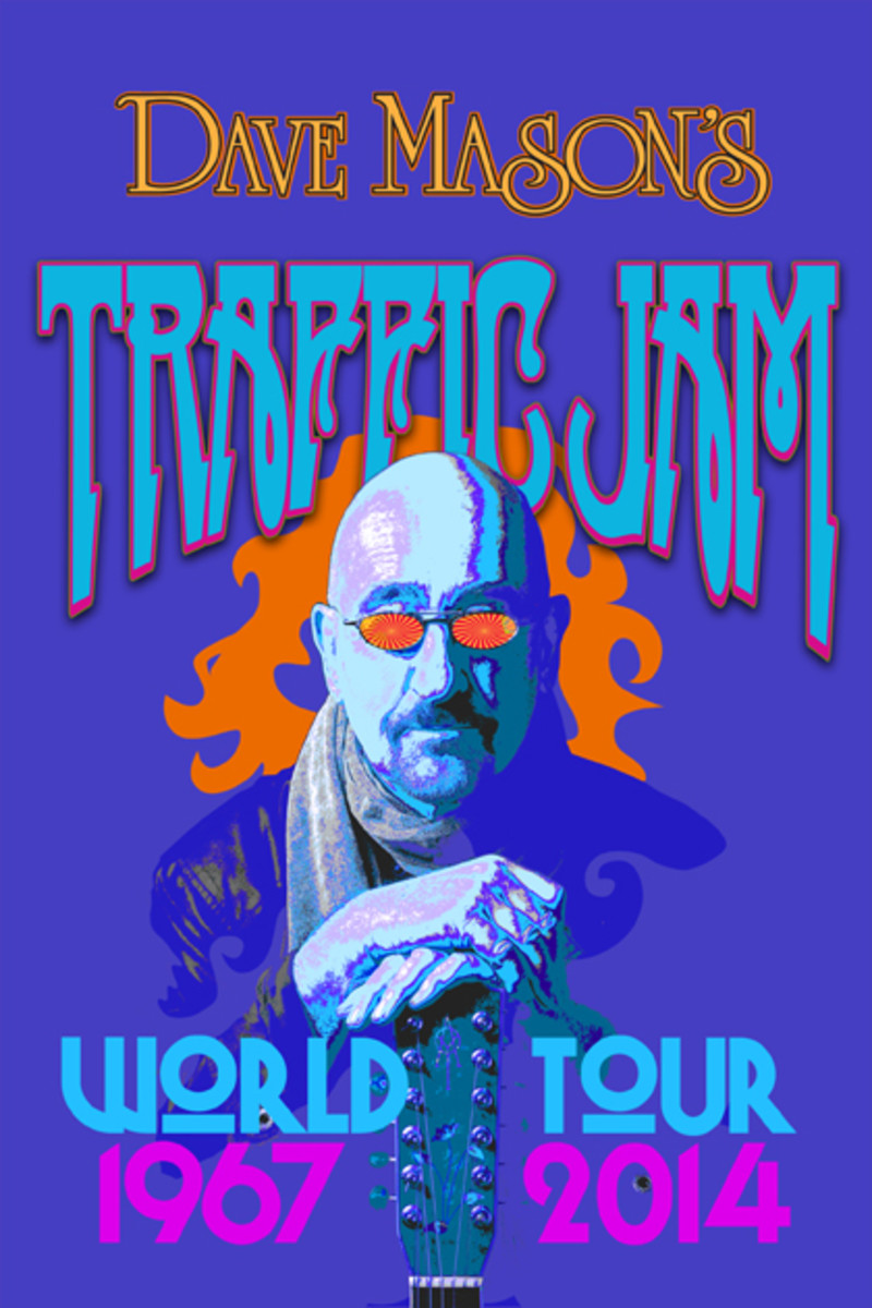 Dave Mason's Traffic Jam World Tour