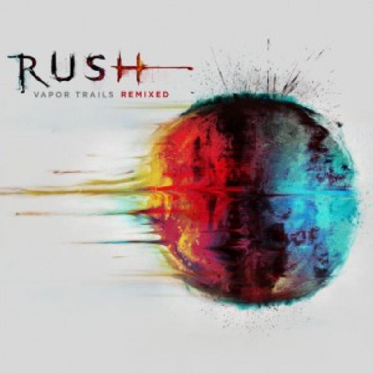 Rush Vapor Trails remixed