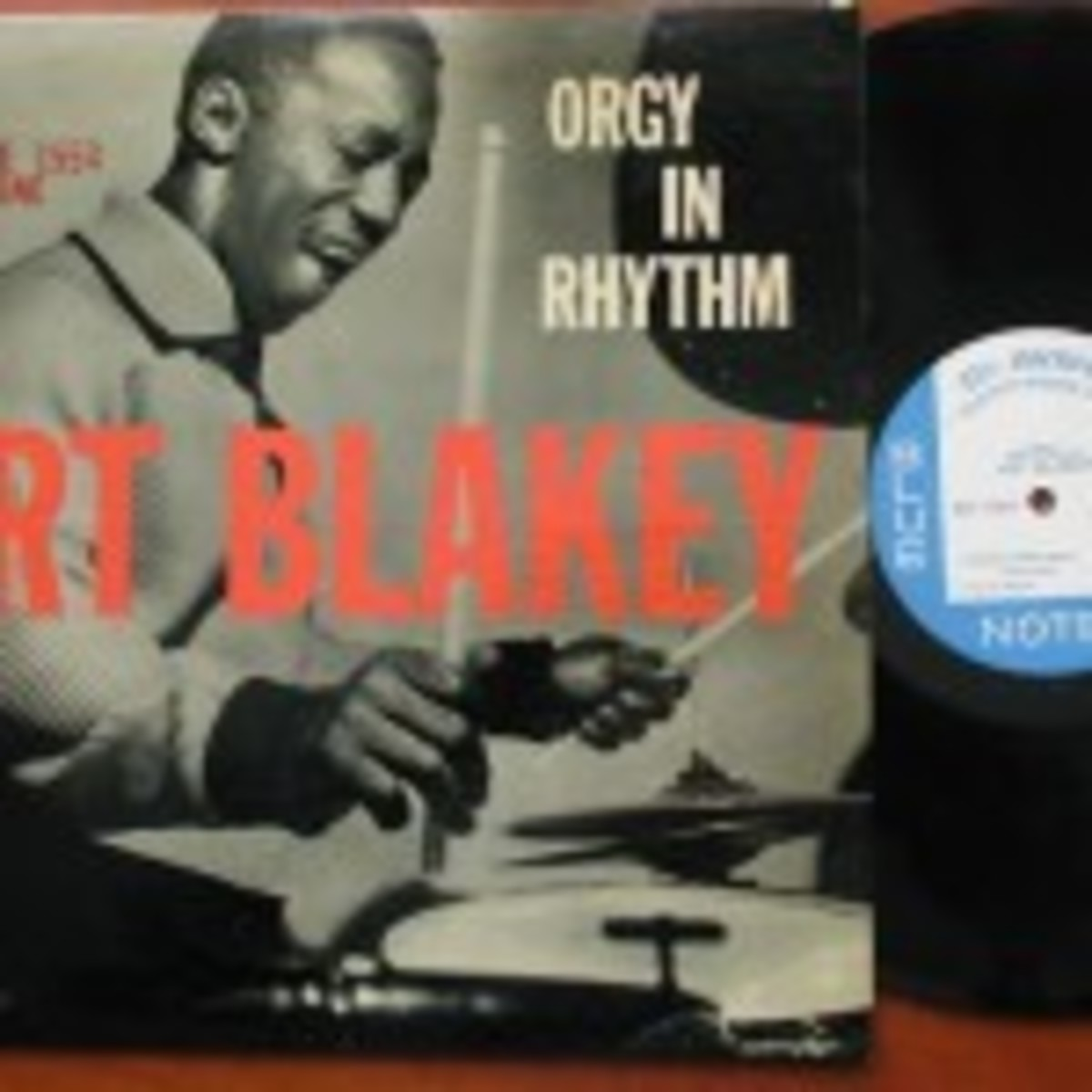 Art Blakey Orgy In Rhythm