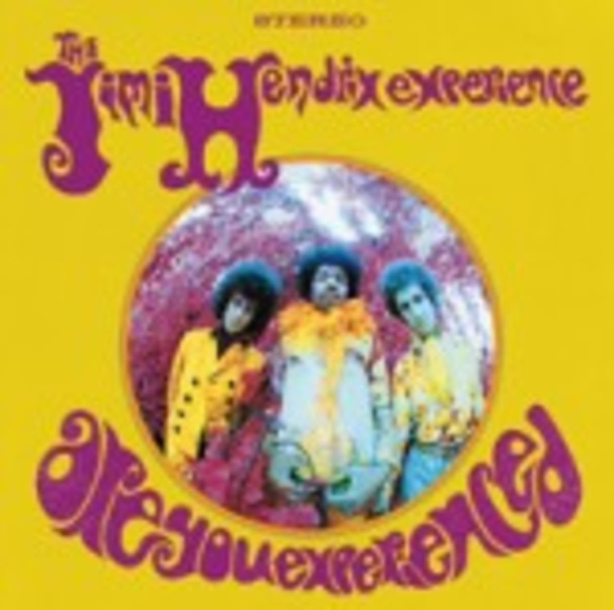 Jimi Hendrix Are You Experienced?