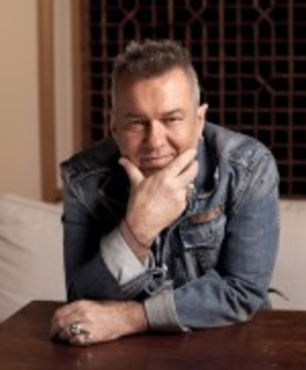 Jimmy Barnes (photo courtesy of Mascot Label Group)