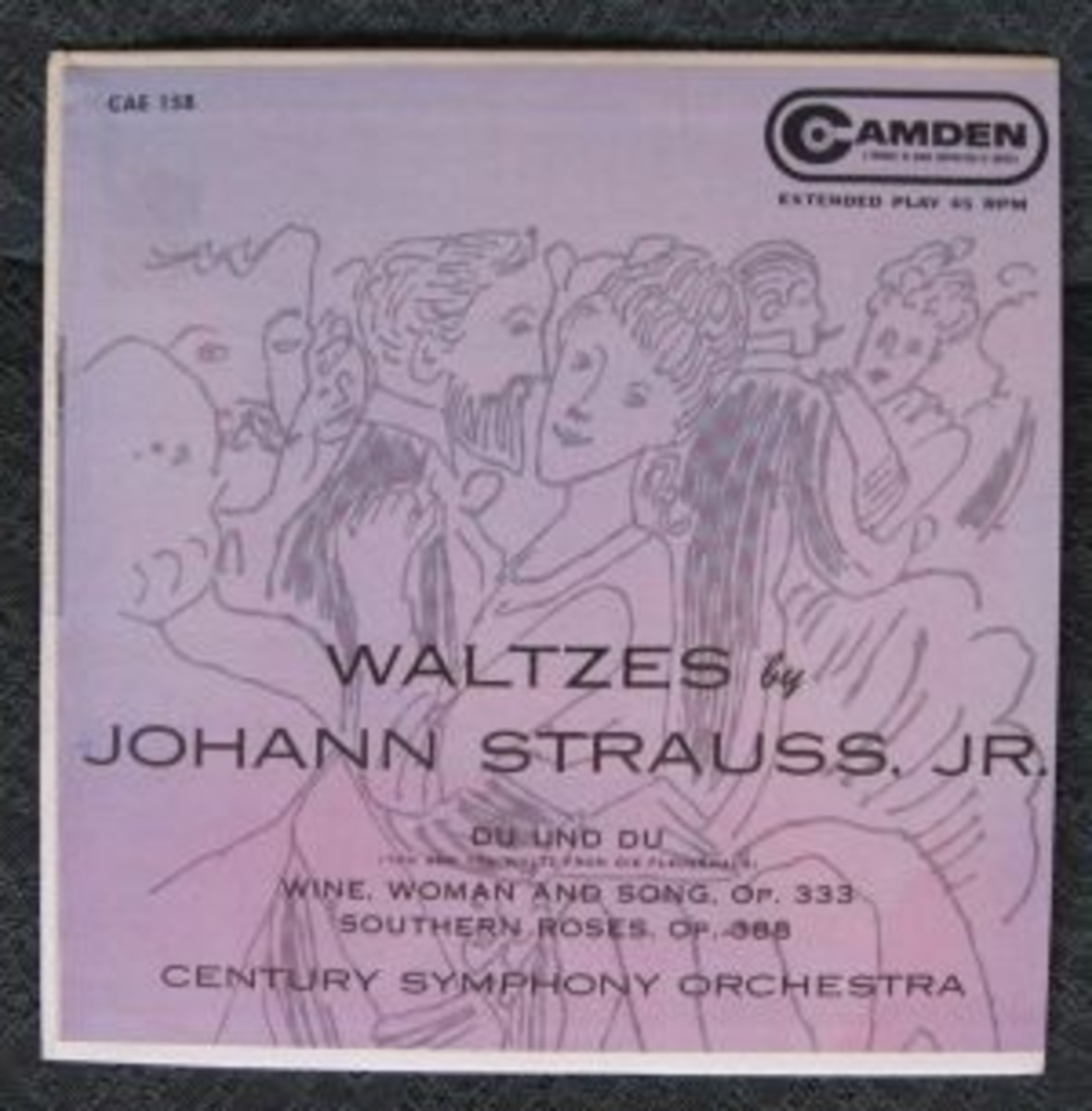 Waltzes-Johann-Strauss