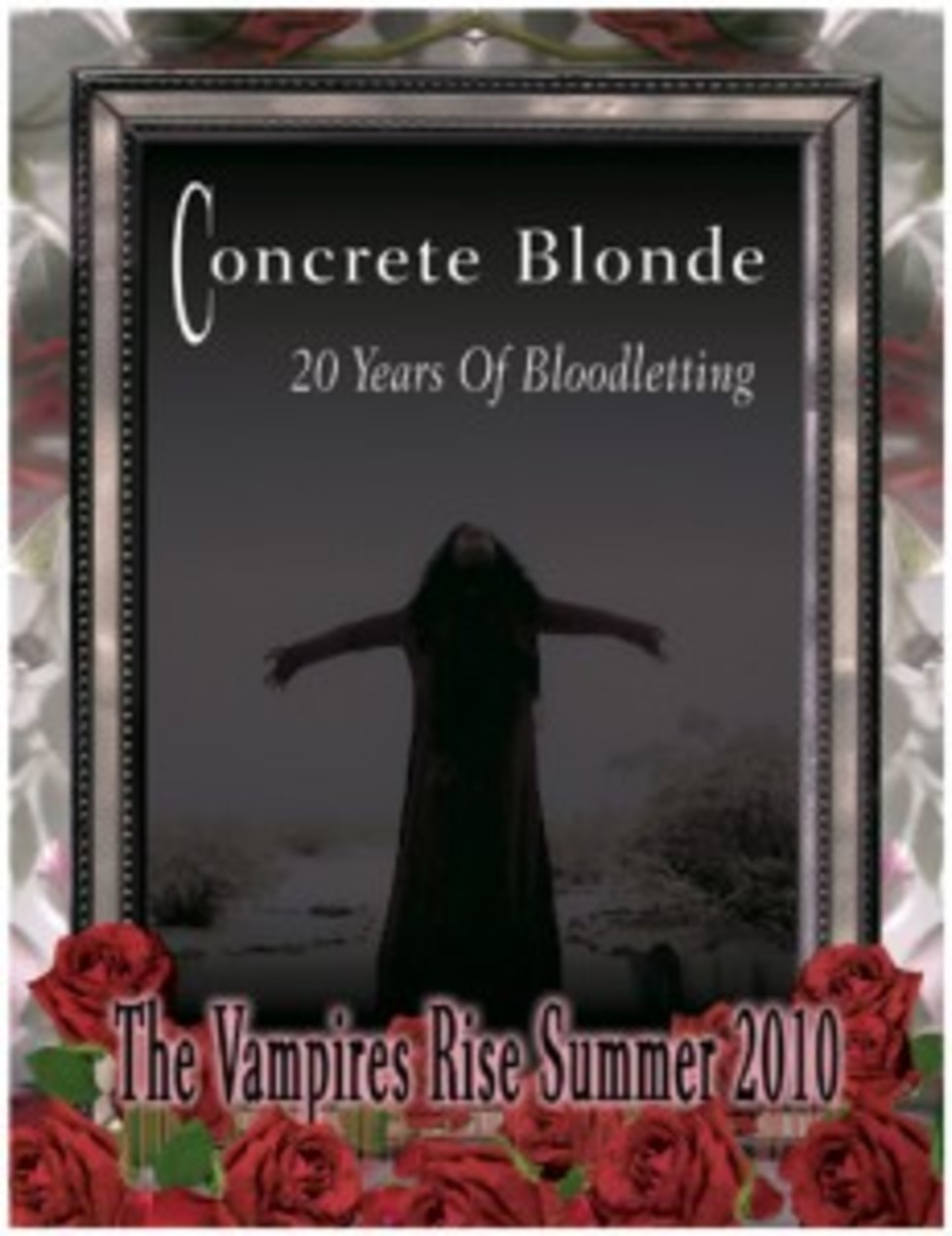 concrete blonde official tour pic from their site