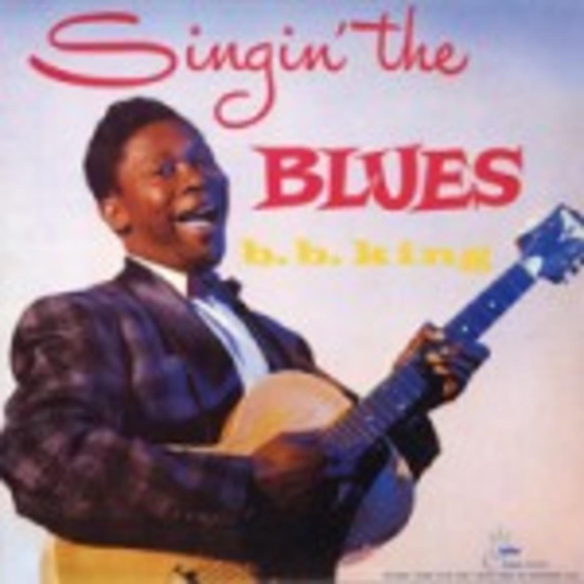 B.B. King Singing The Blues