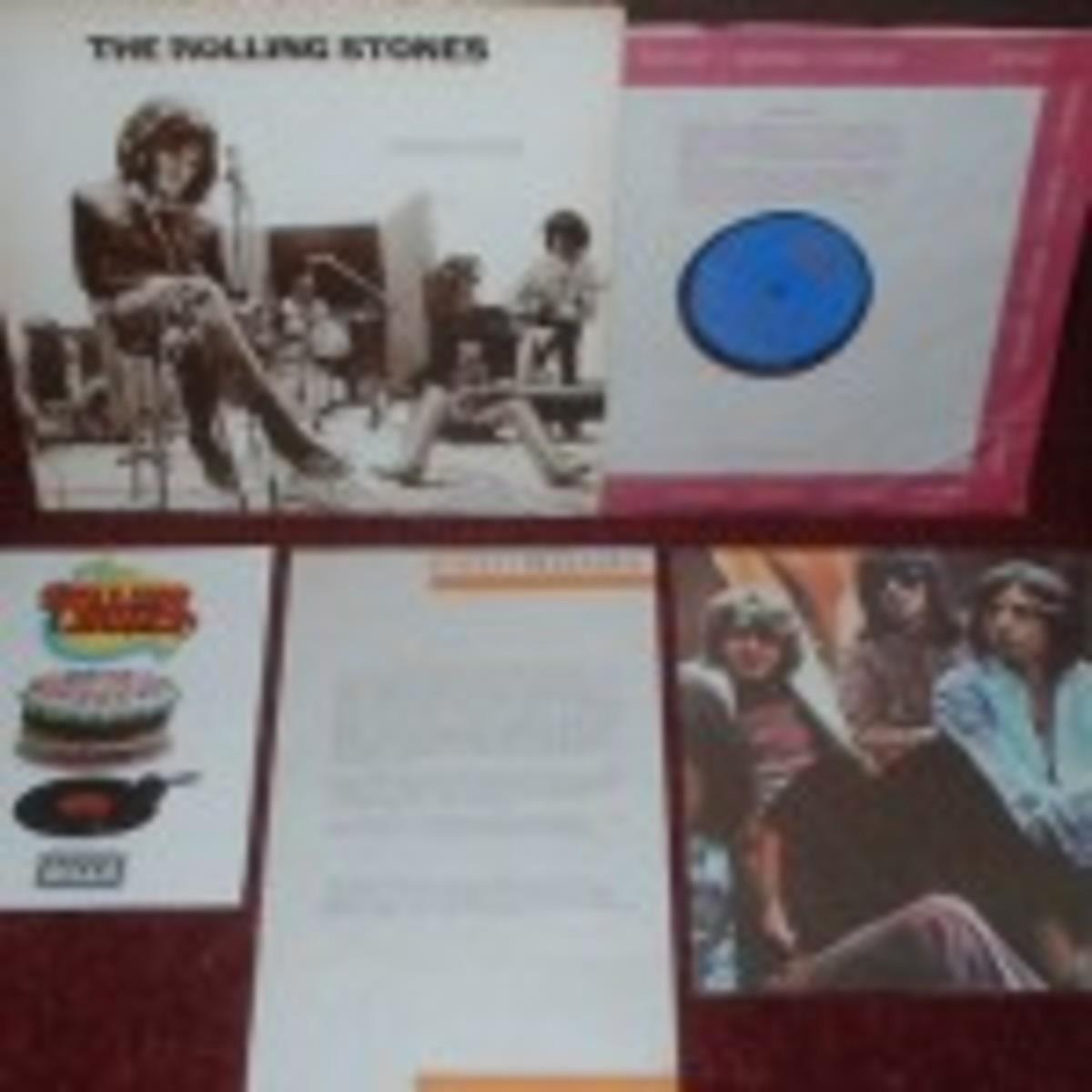 Rolling Stones promo album