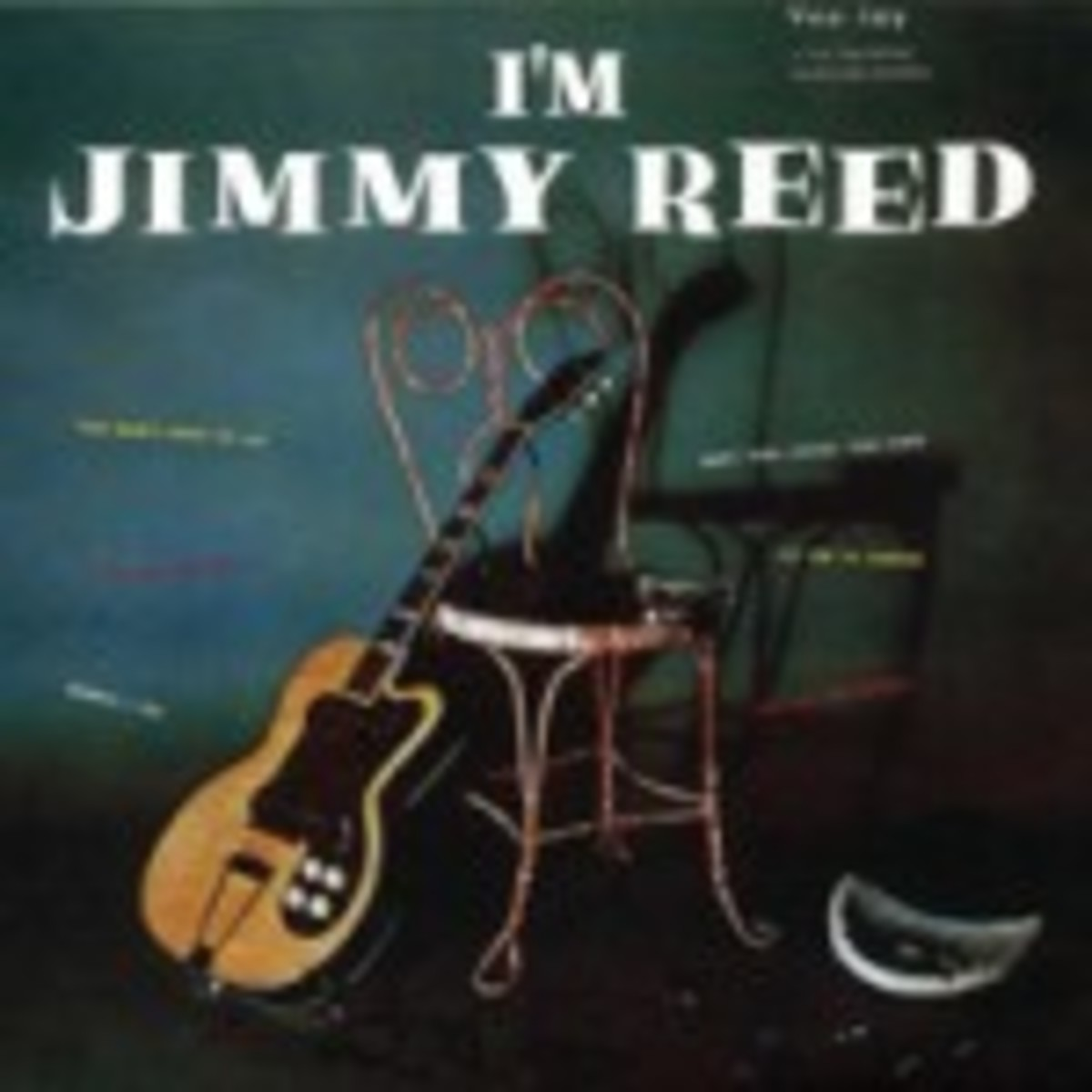 Jimmy Reed I'm Jimmy Reed