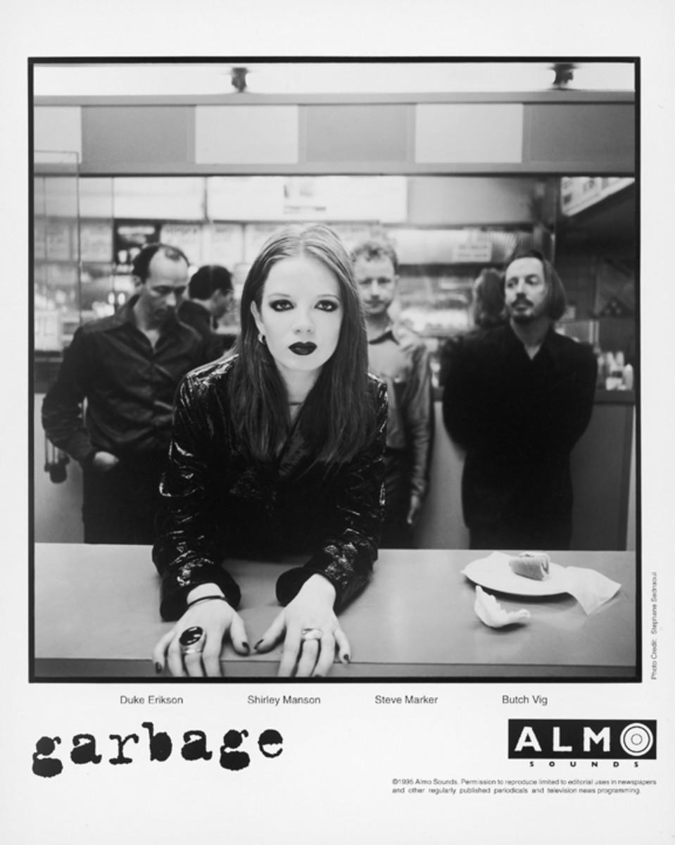 Garbage band 1995