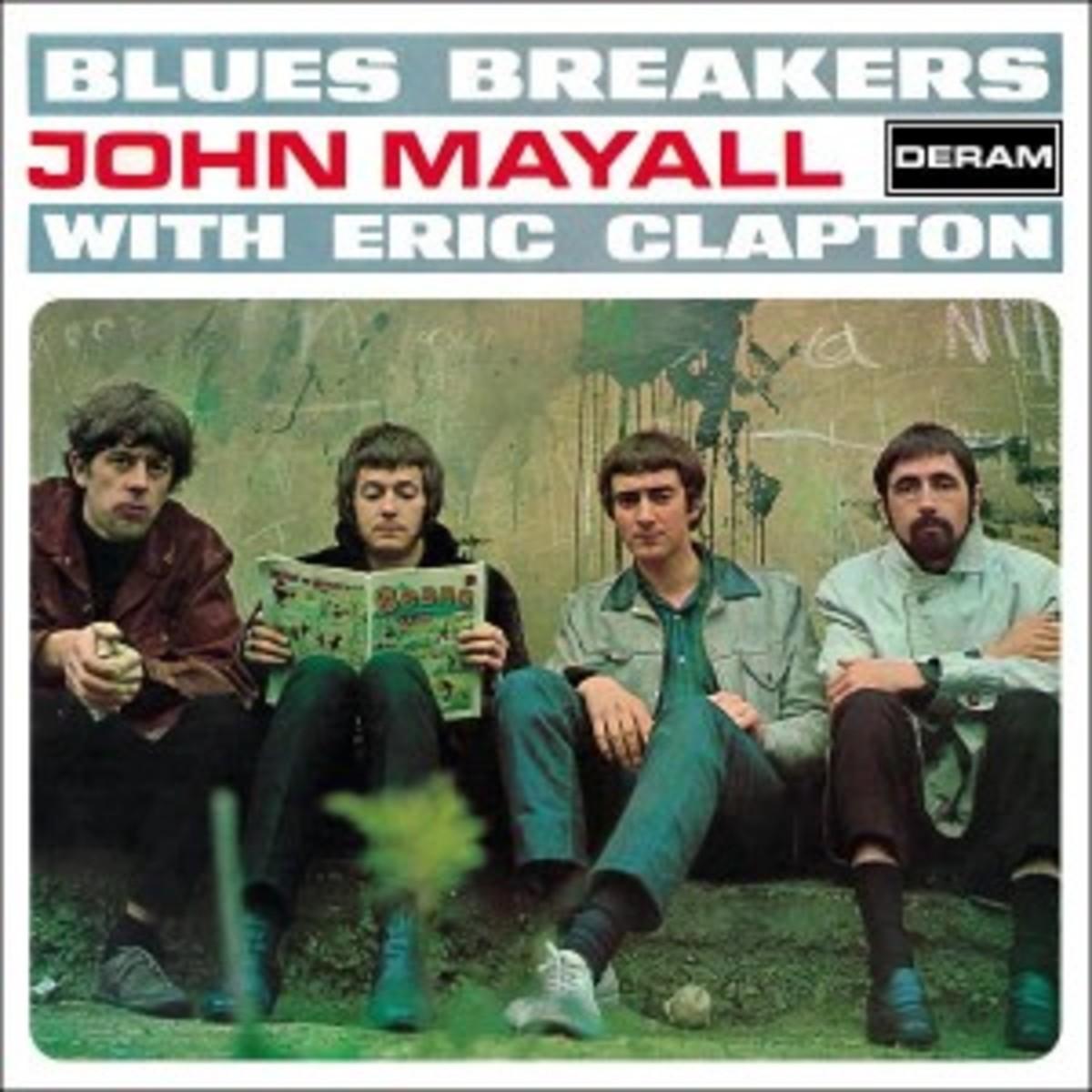 JohnMayallBluesbreakers