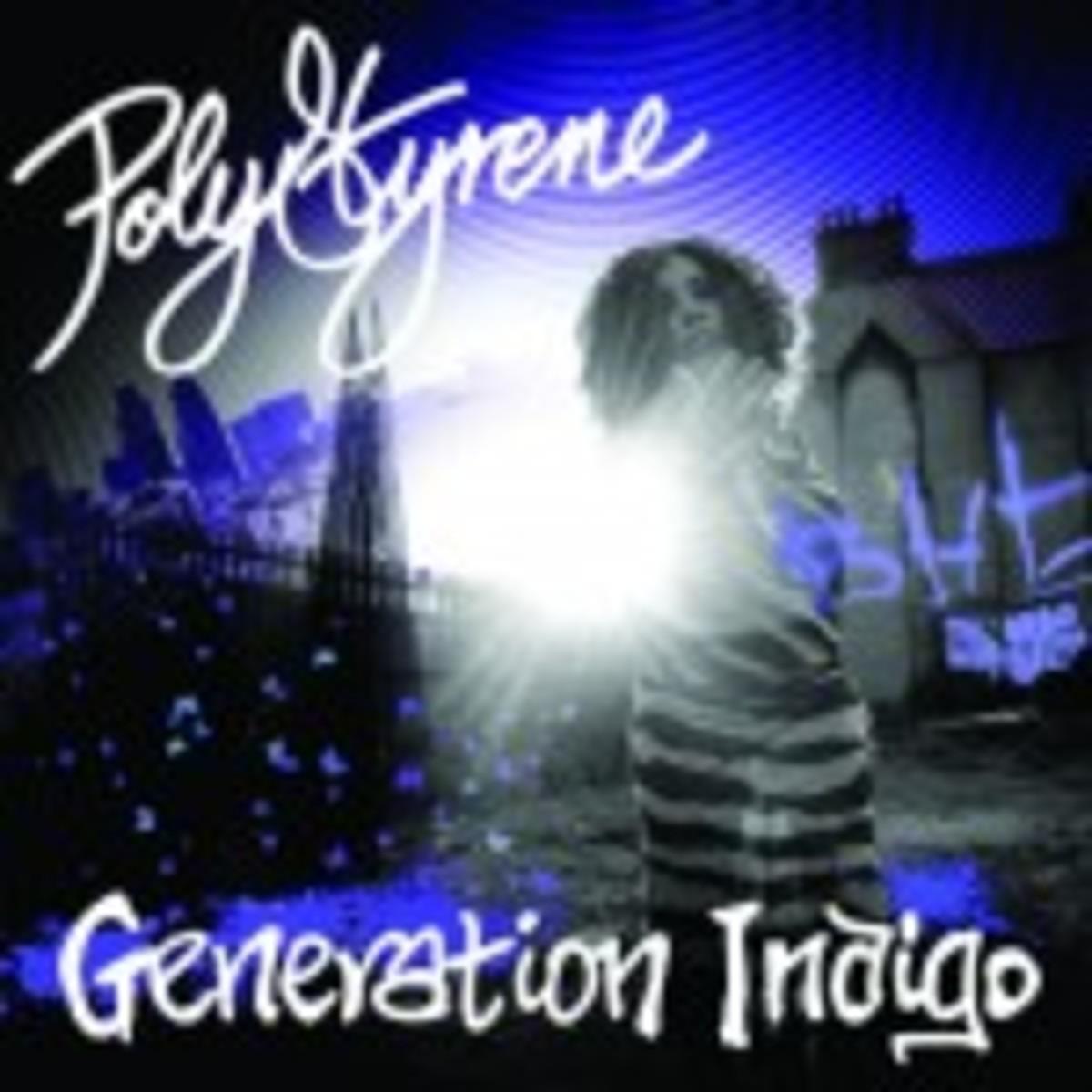 Poly Styrene Generation Indigo