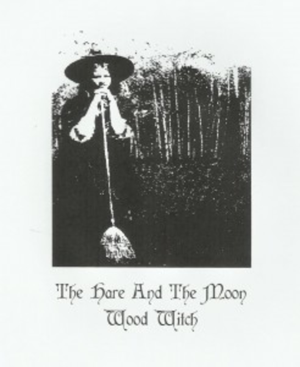 Wood Witch cover