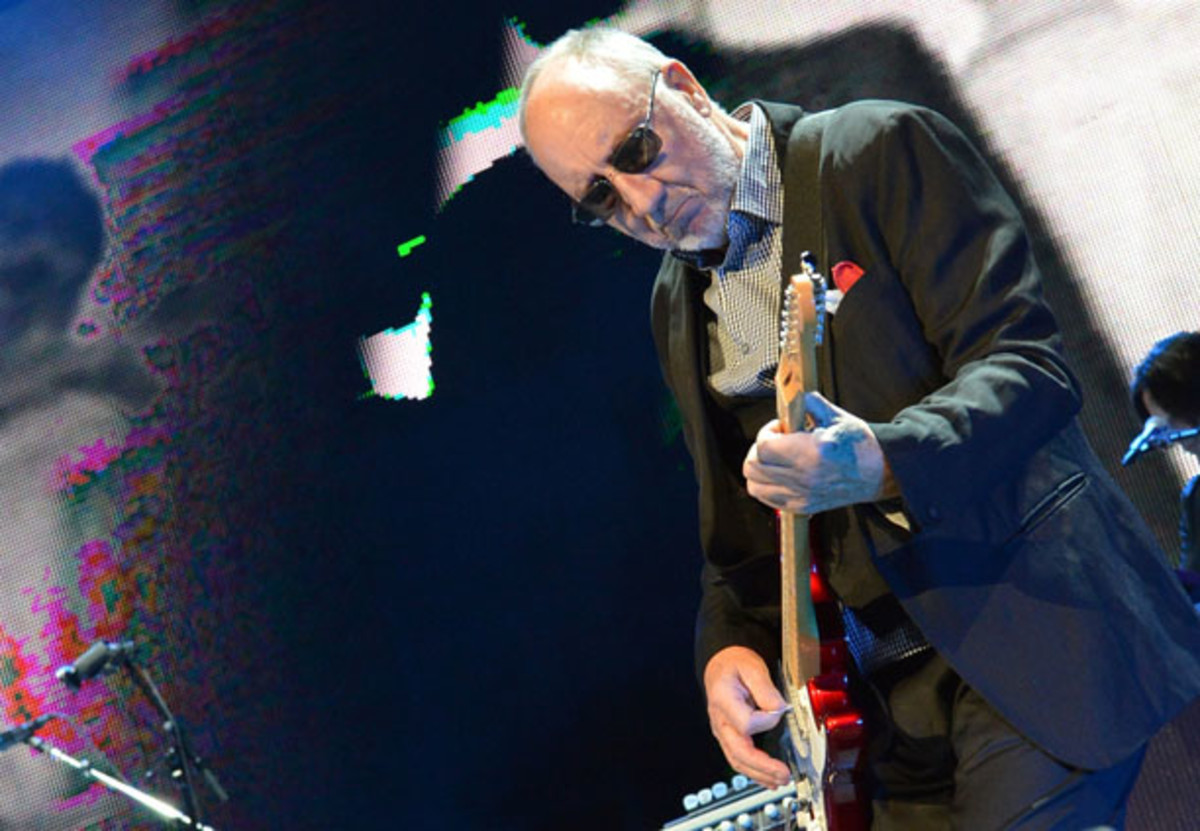 The Who Pete Townshend