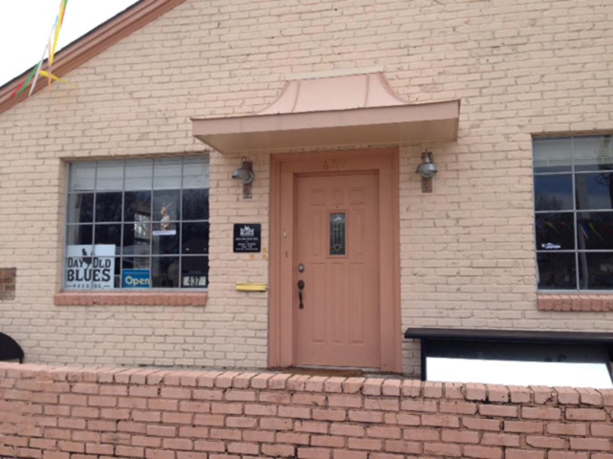 Day Old Blues Shreveport, La., Record Store Recon