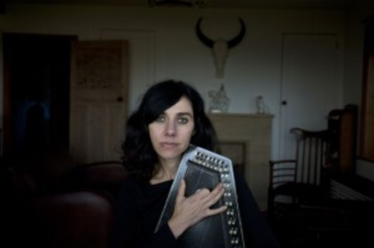 PJ Harvey was interviewed and performed three songs from her Mercury Prize nominated album Let England Shake on Absolute Radio recently. The session and interview can now be heard on demand on Absolute Radio's Web site.