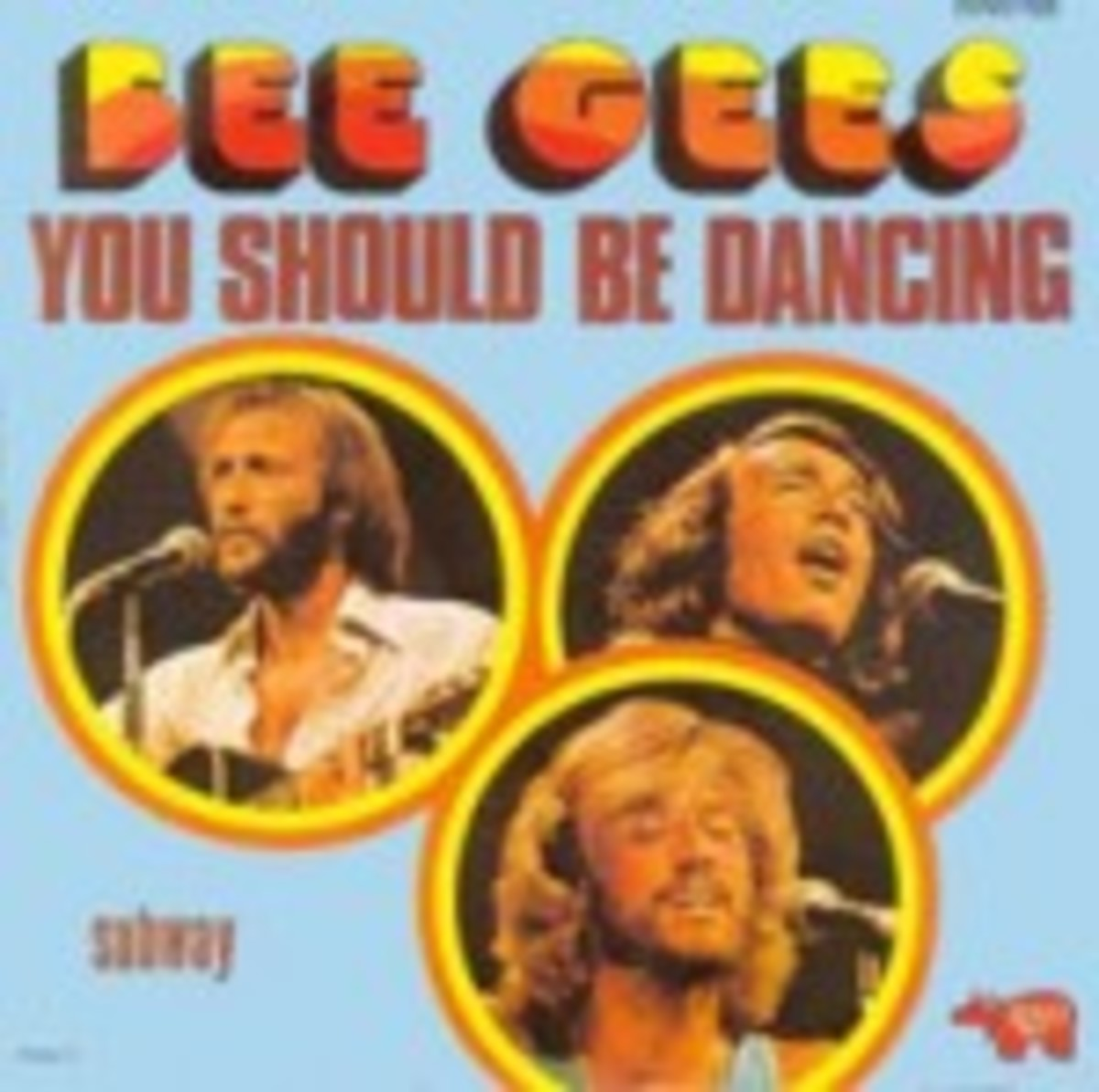 Bee Gees You Should Be Dancin'