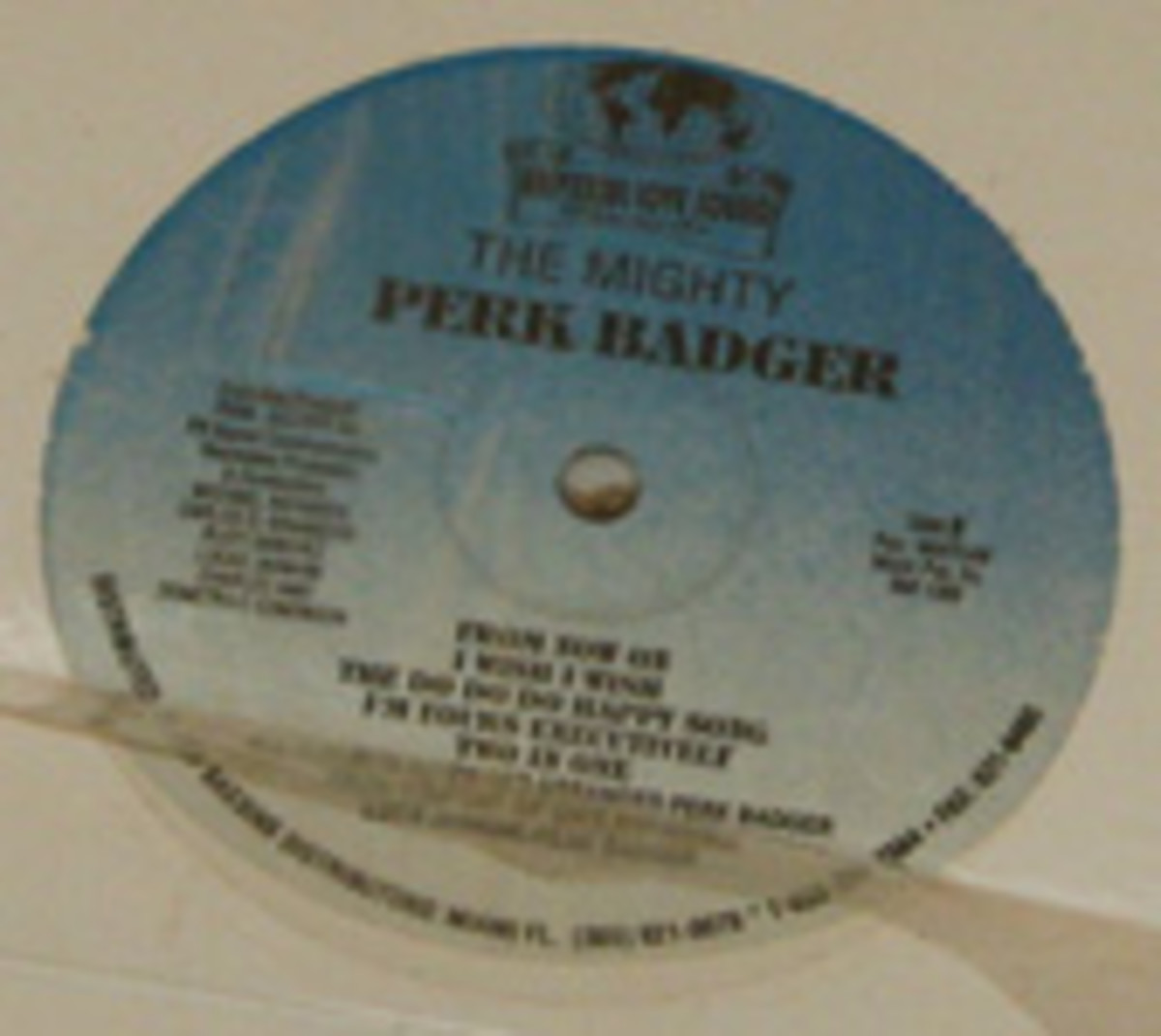 The Mighty Perk Badger