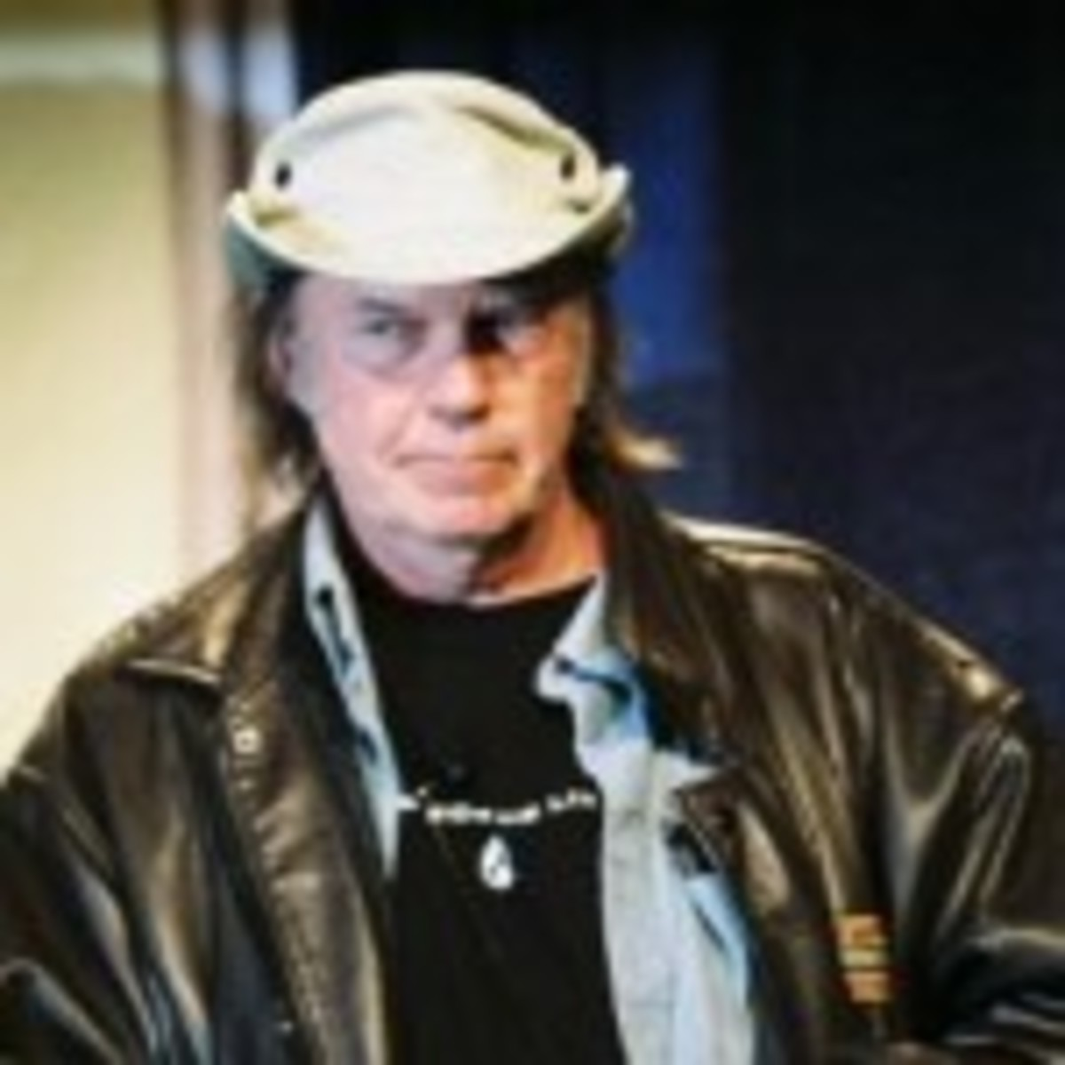 Neil Young at SXSW in 2006 (photo by Chris M. Junior)