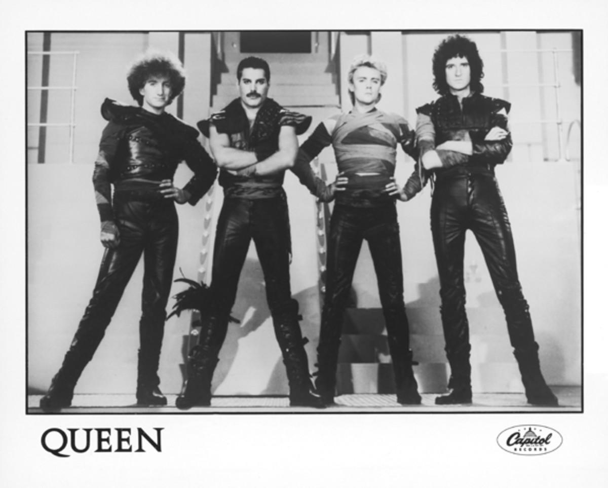 Queen Radio Gaga era