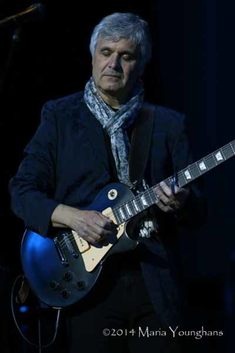 Laurence Juber (photo by Maria Younghans)