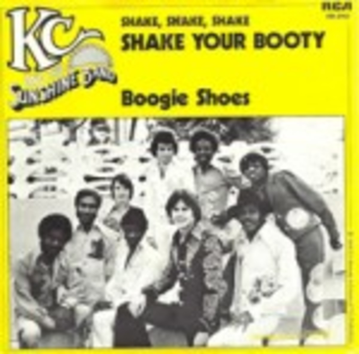 KC and the Sunshine Band Shake Your Booty