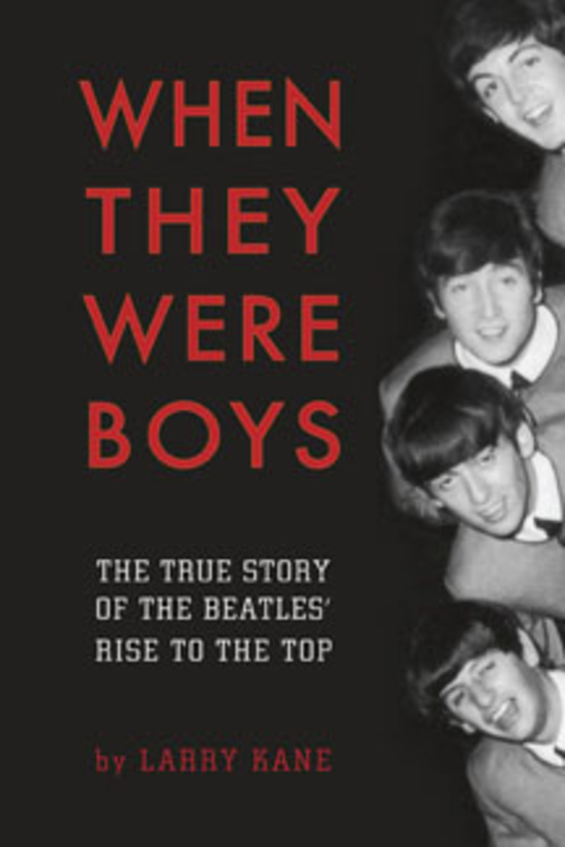 When They Were Boys The True Story of The Beatles' Rise to The Top