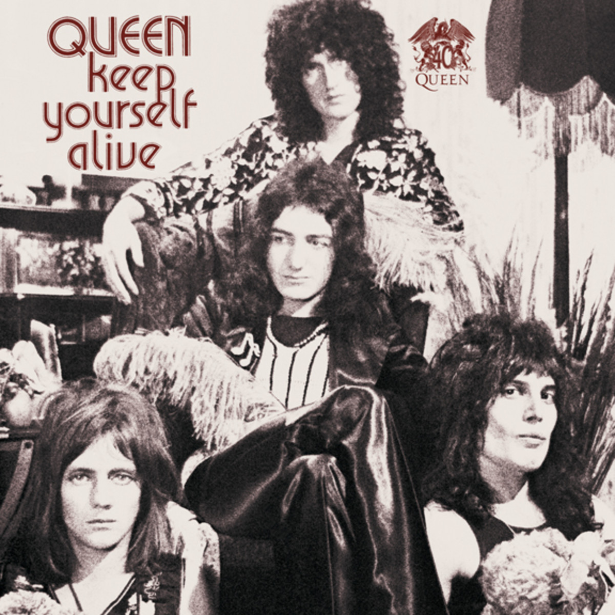 Queen Keep Yourself Alive 7 inch single