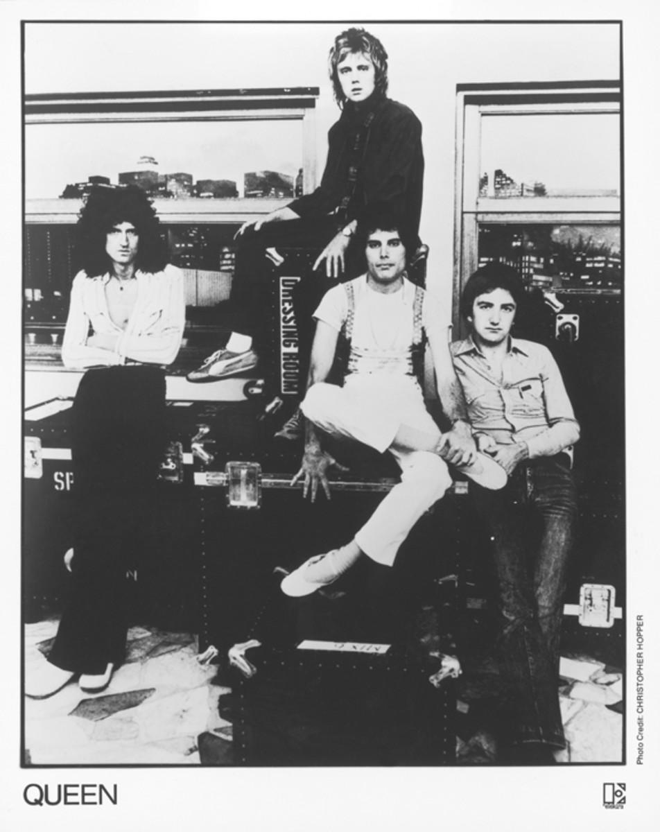 Queen late 1970s