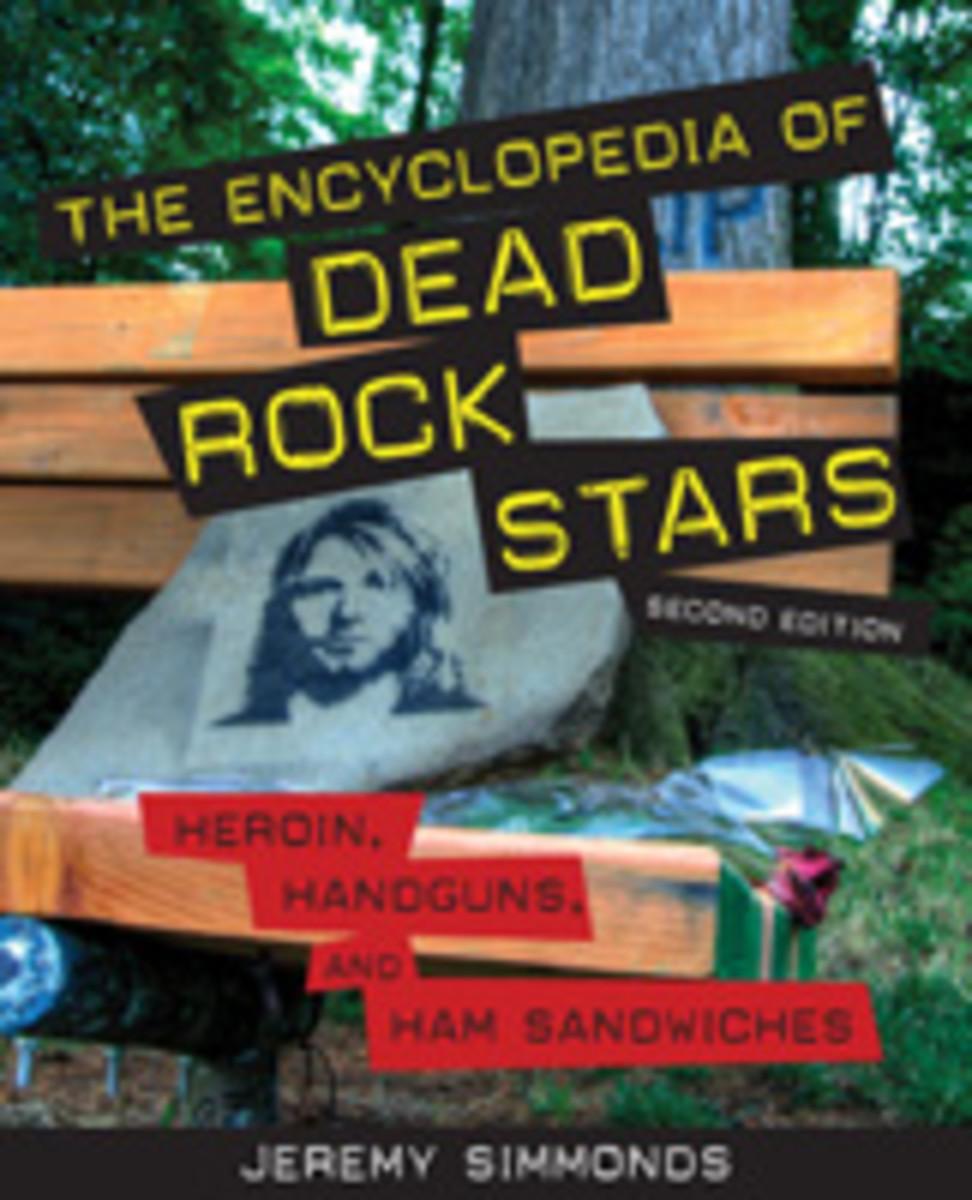 Encyclopedia of Dead Rock Stars