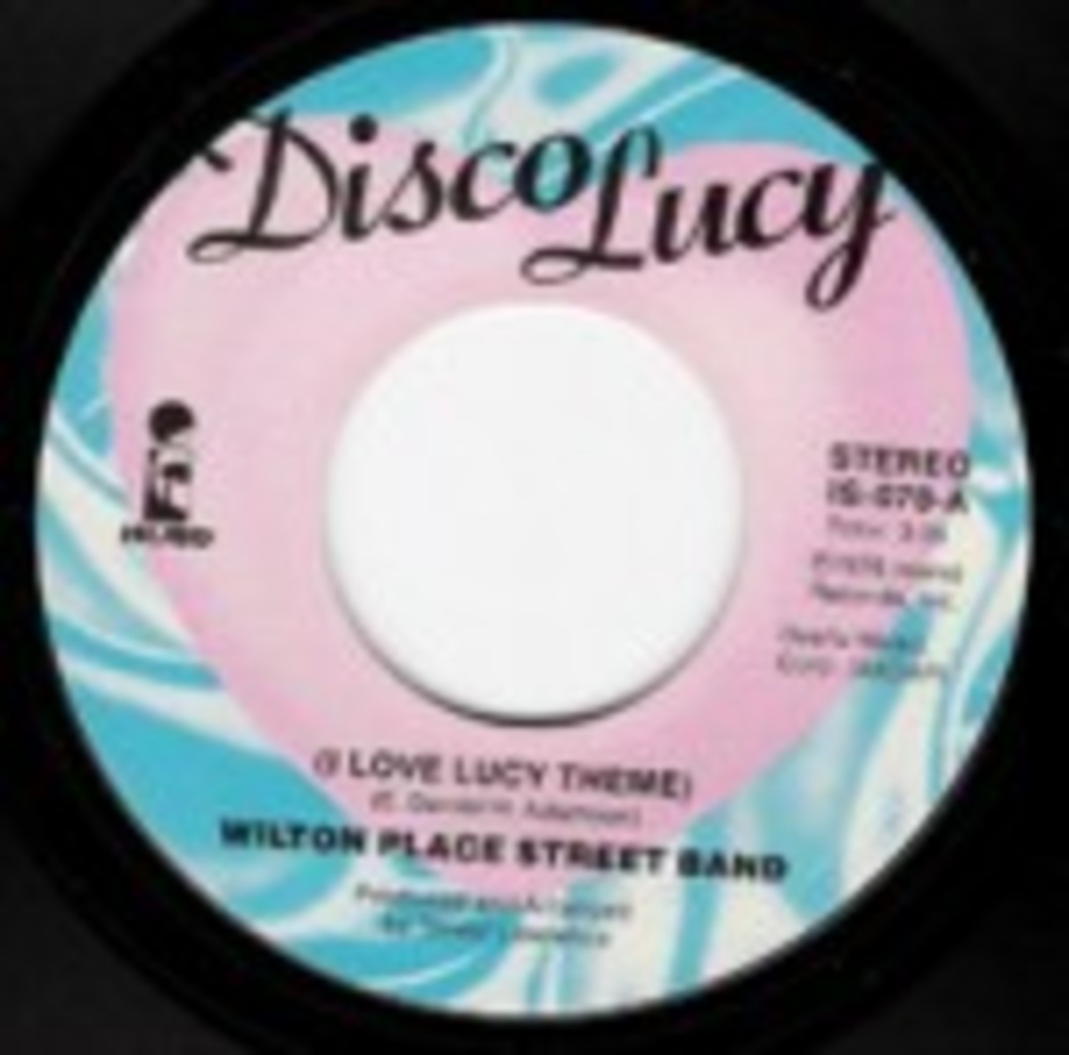 Disco Lucy Wilton Place