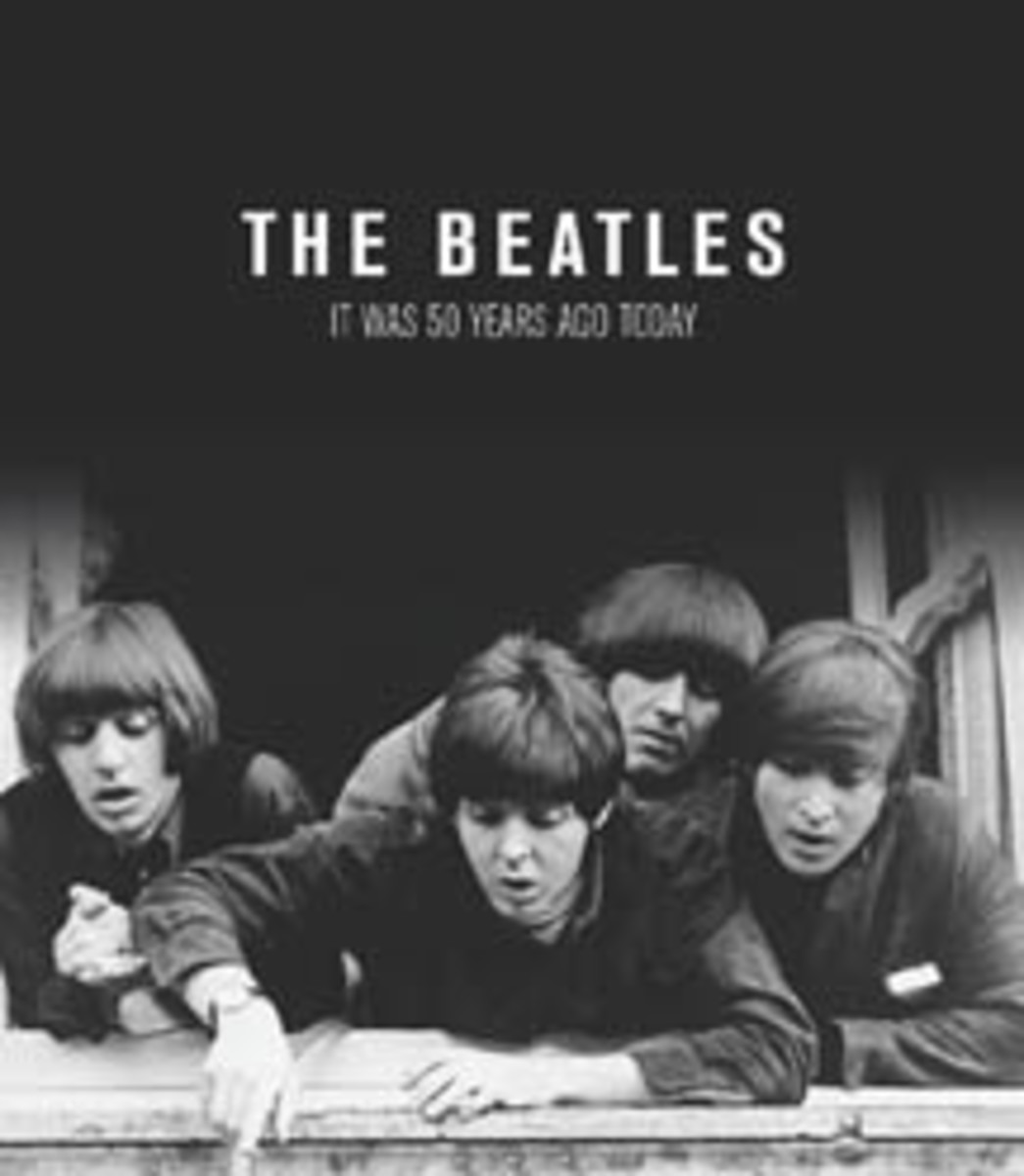 The Beatles It Was Fifty Years Ago Today