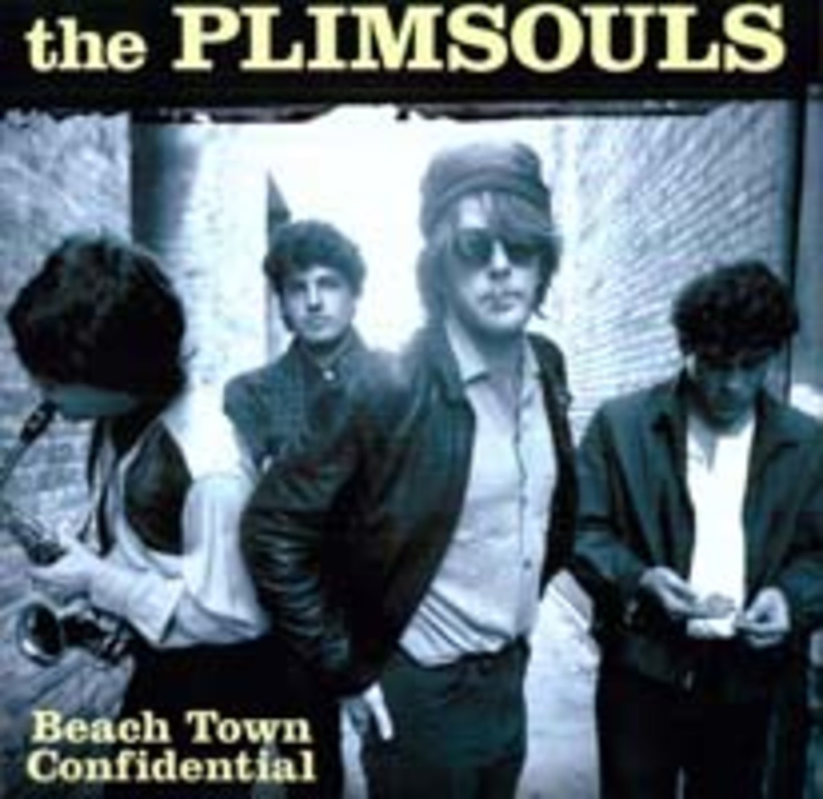 The Plimsouls Beach Town Confidential