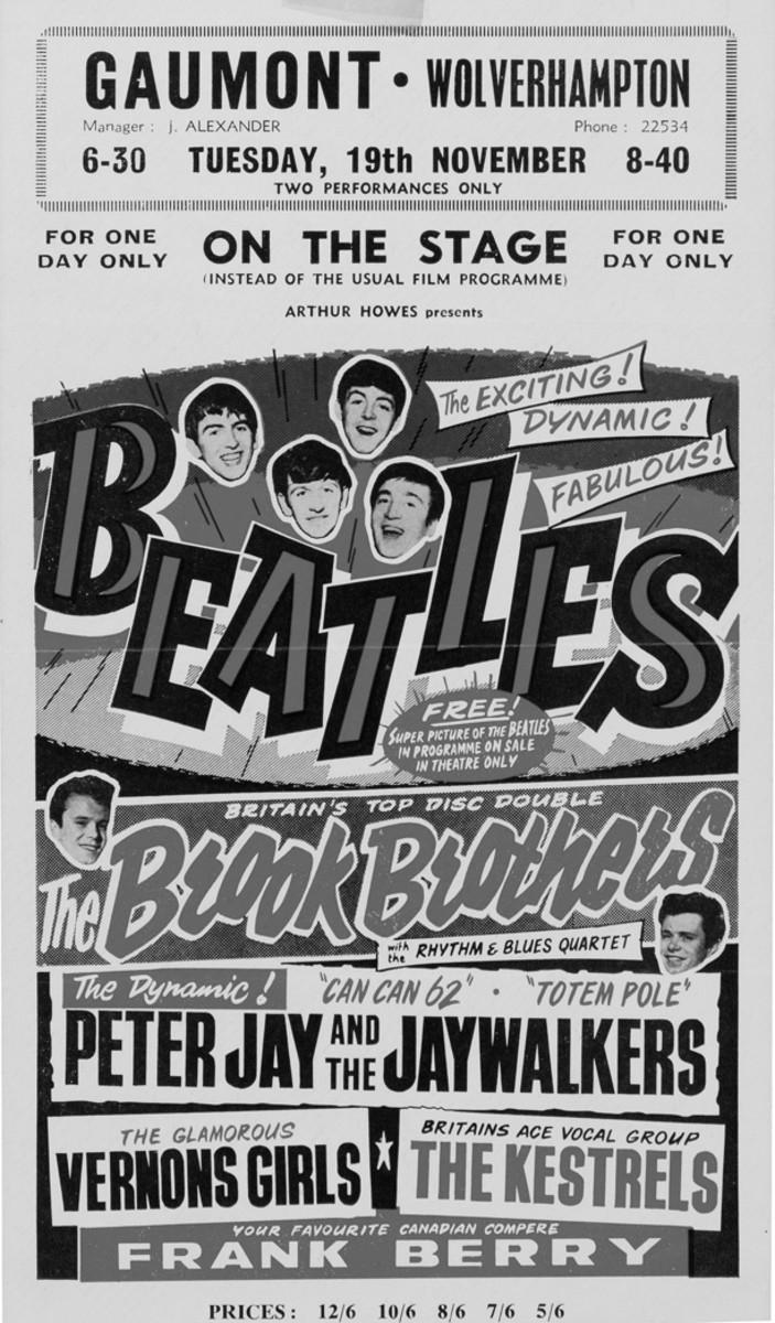 Beatles Wolverhampton Heritage Auctions