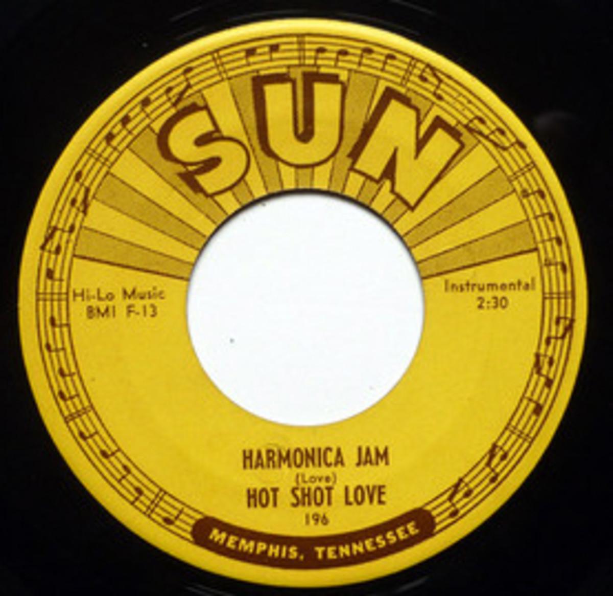 Hot Shot Love Harmonica Jam