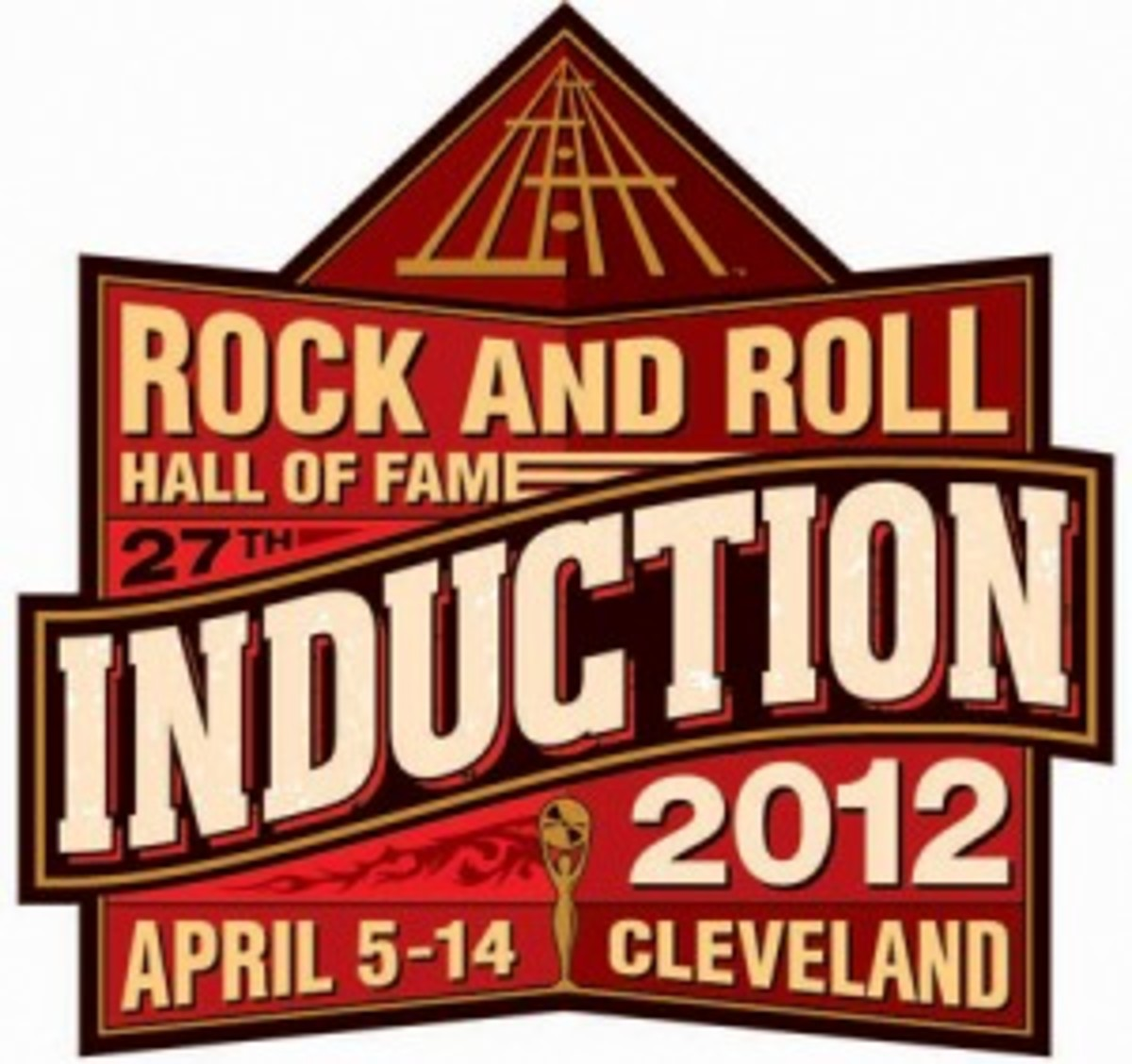 Rock And Roll Hall of Fame Induction 2012