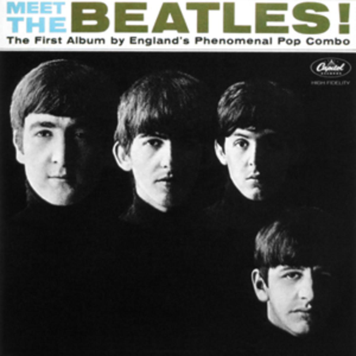 The Beatles Meet The Beatles