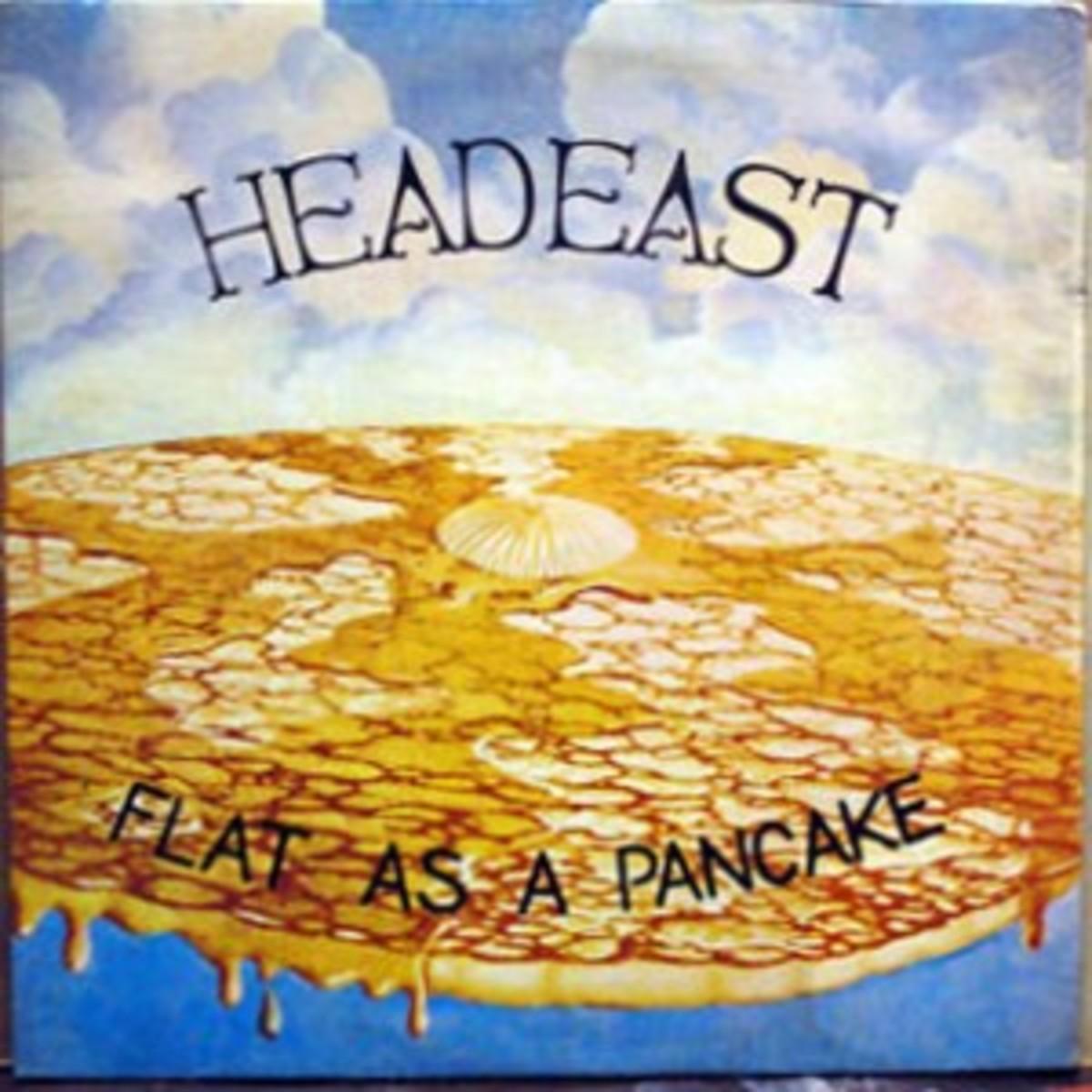 Head East Flat As A Pancake original LP
