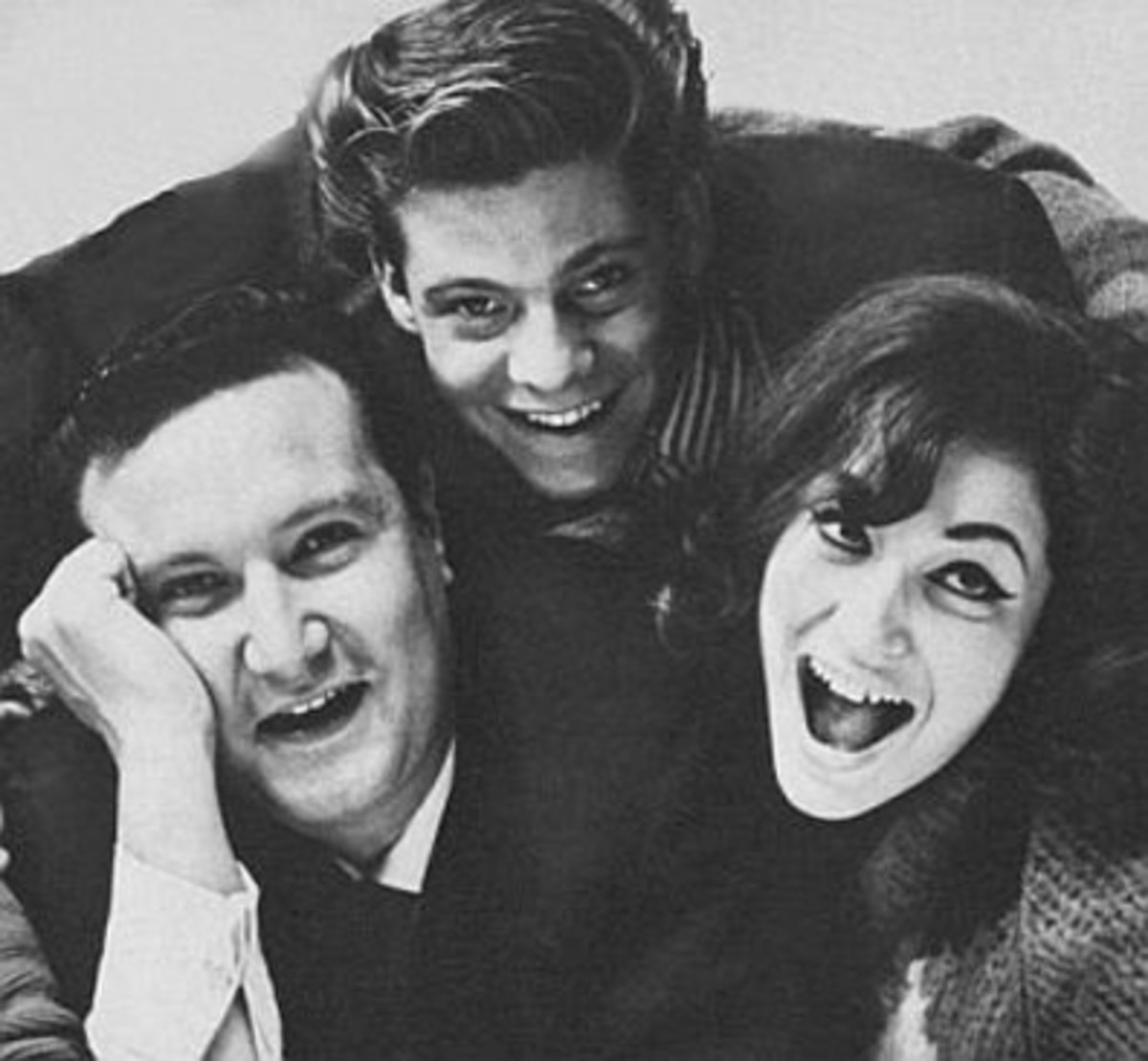 Don Kirshner with Ron Dante and Toni Wine
