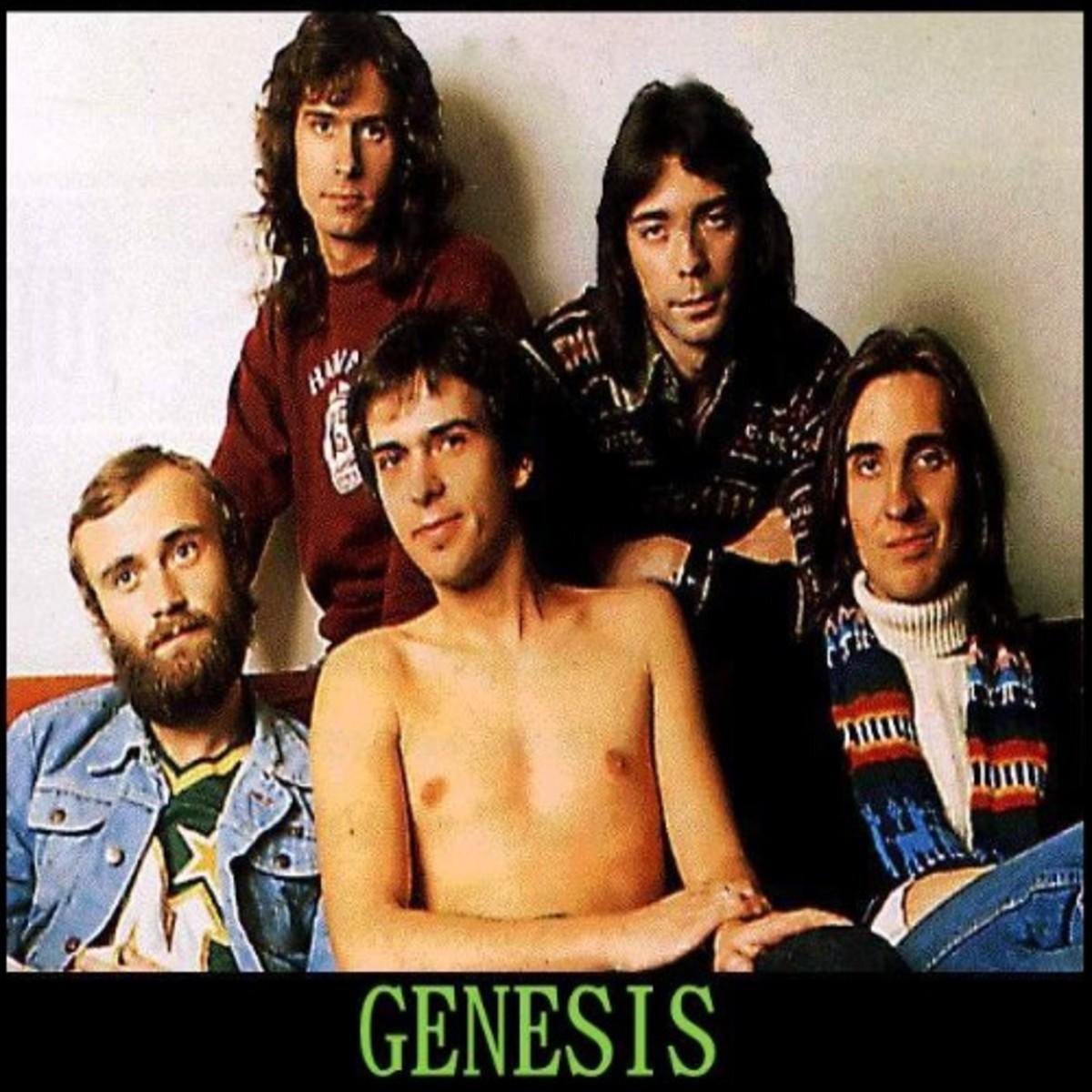 Genesis(500)