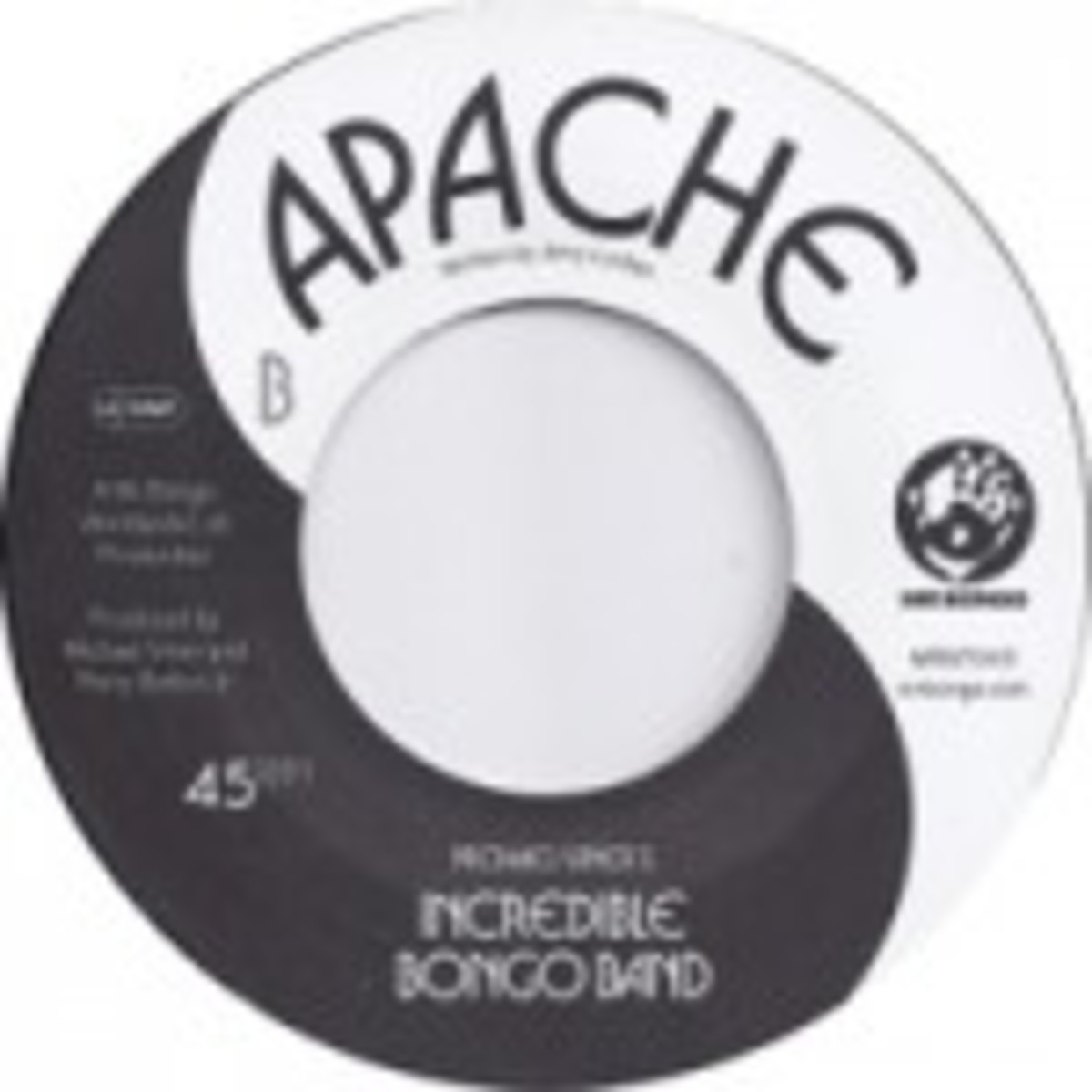 Michael Viner's Incredible Bongo Band Apache