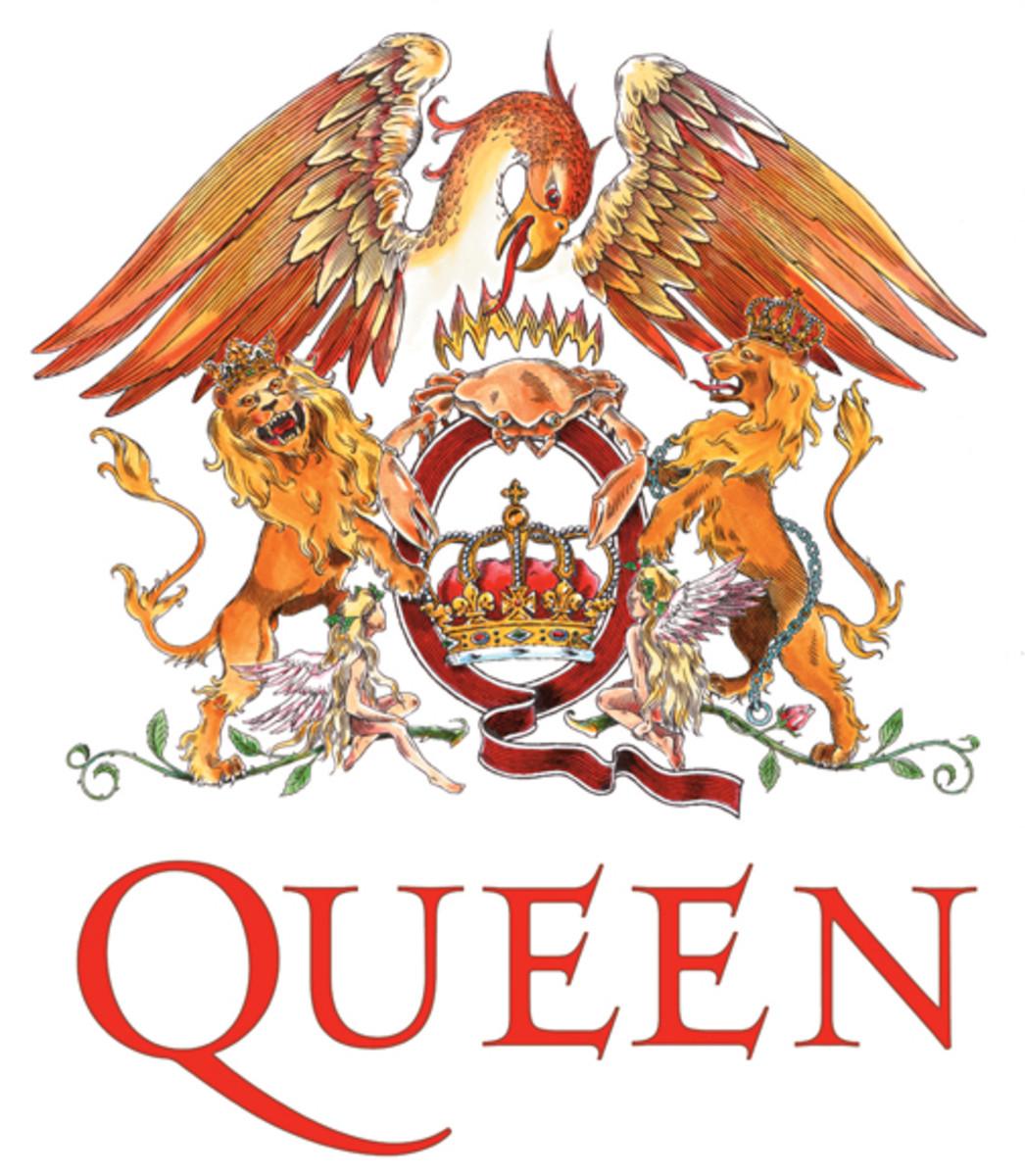Queen crest