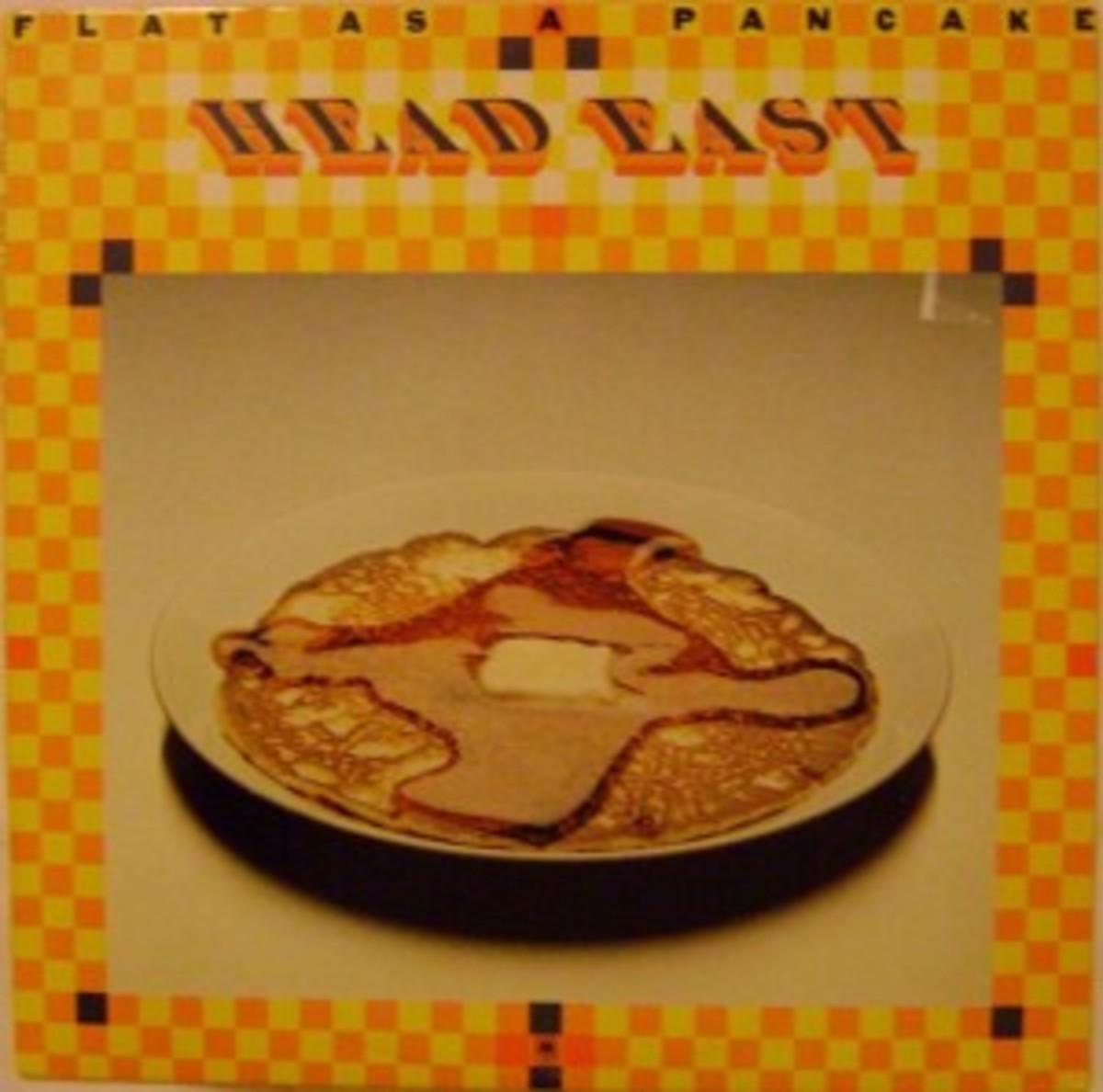 Head East Flat As A Pancake A&M