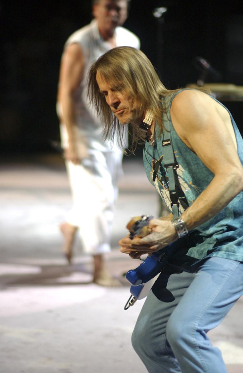 Steve Morse Deep Purple publicity photo