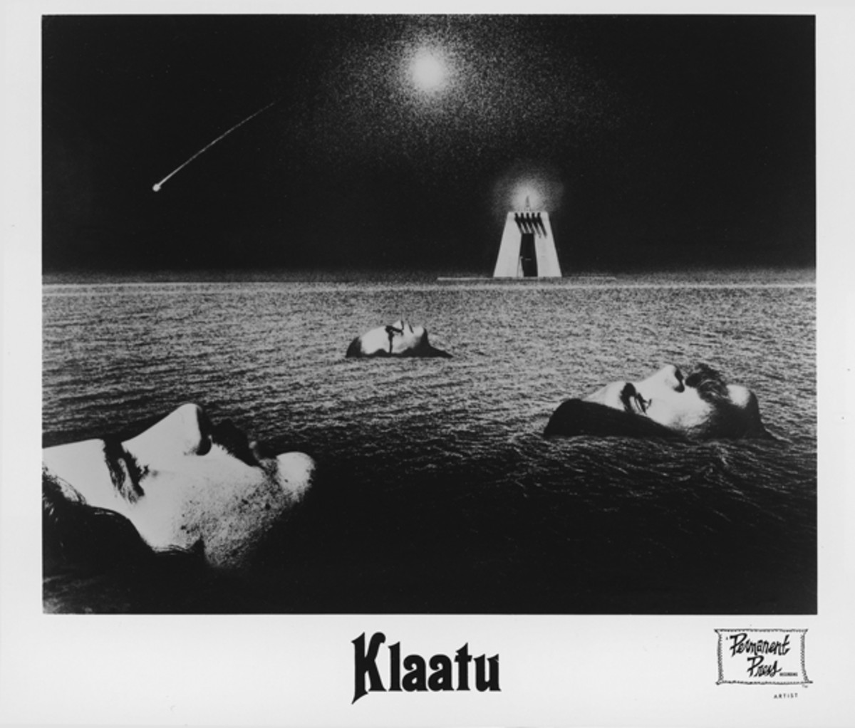 Klaatu publicity photo