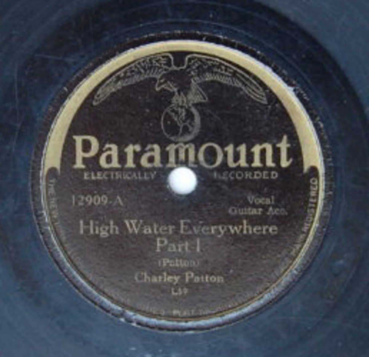 Charley Patton High Water Everywhere