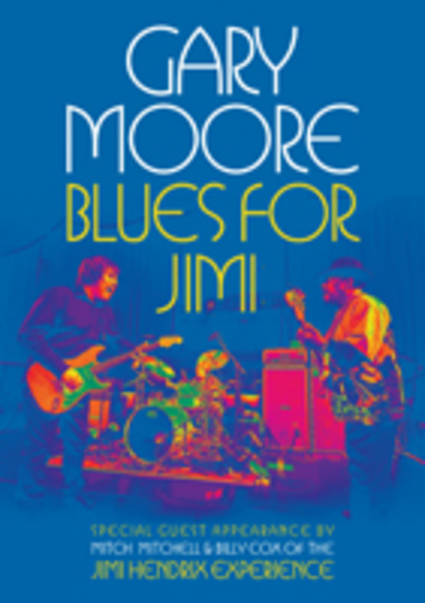 Gary Moore Blues for Jimi